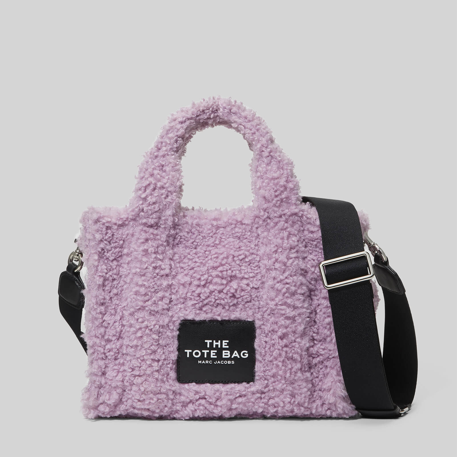 Marc Jacobs Women's The Mini Teddy Tote Bag - Arctic Dust