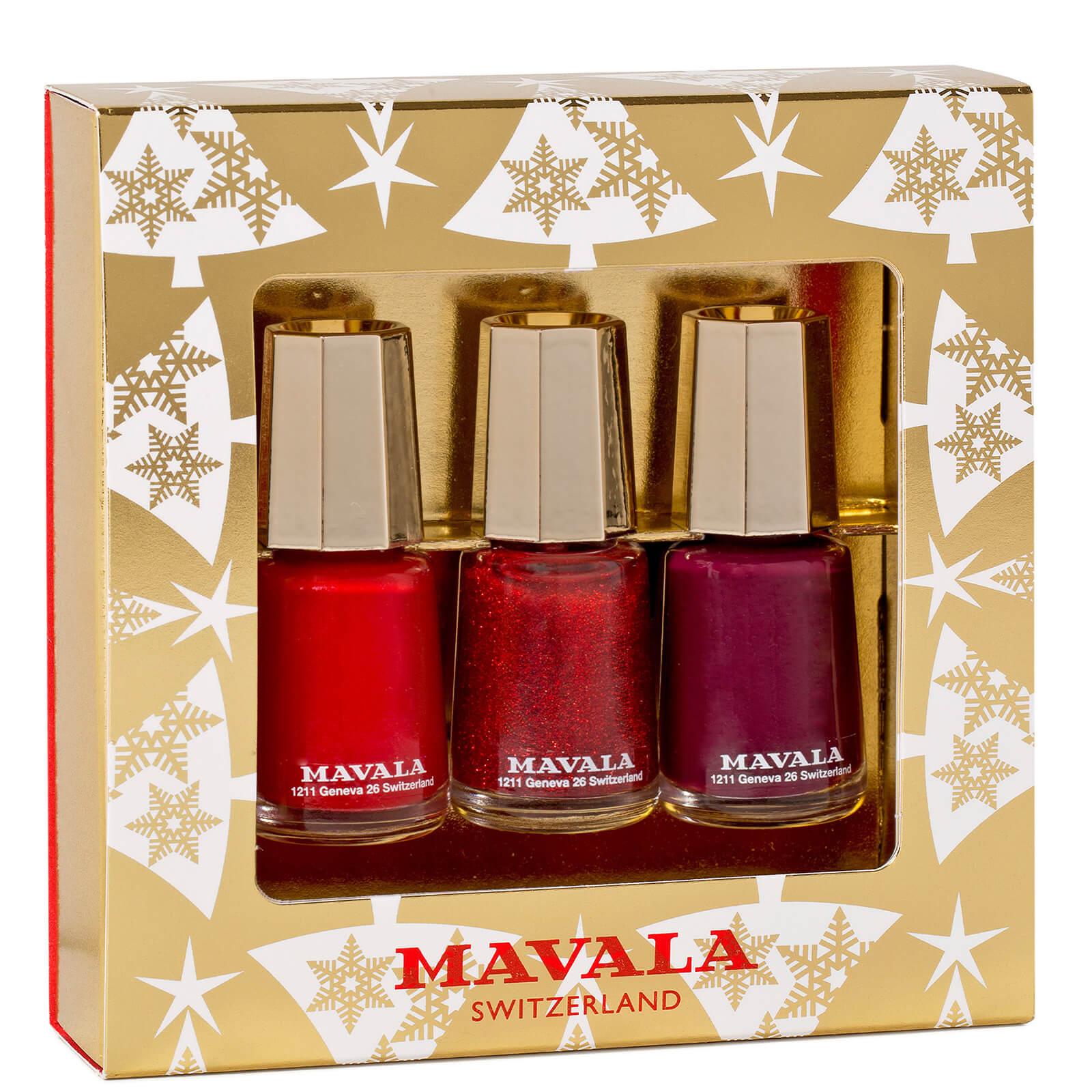 Купить Mavala Gold Trio Sparkling Berries