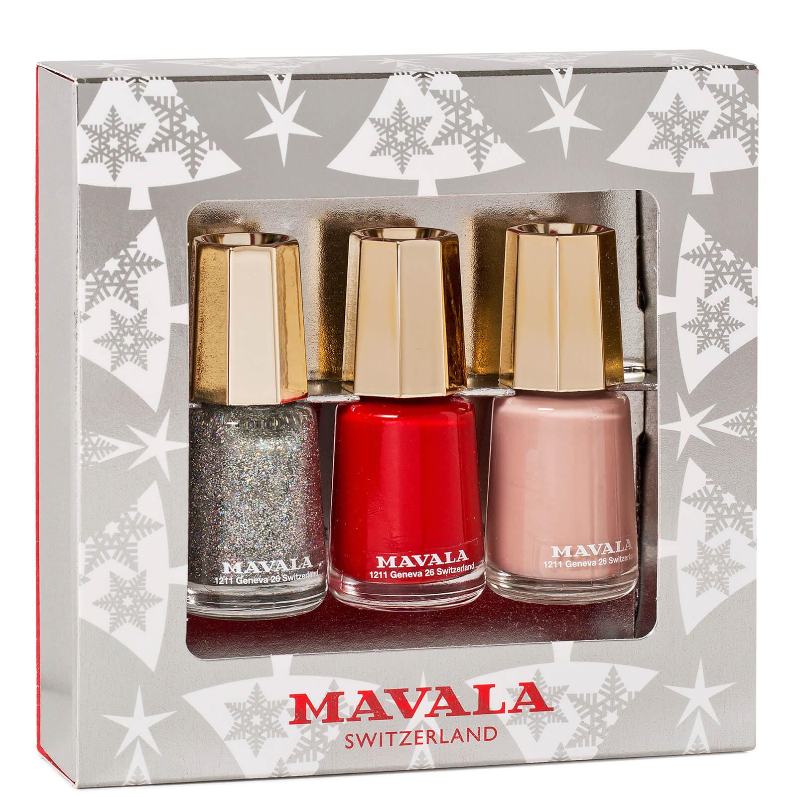 Купить Mavala Silver Trio Sparkling
