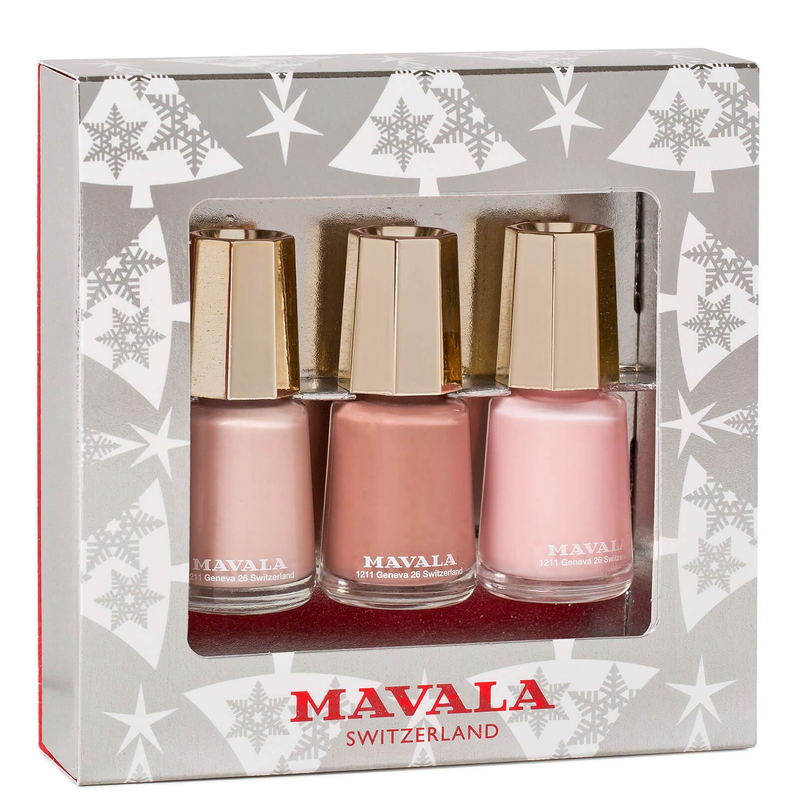 Купить Mavala Silver Trio Nudes