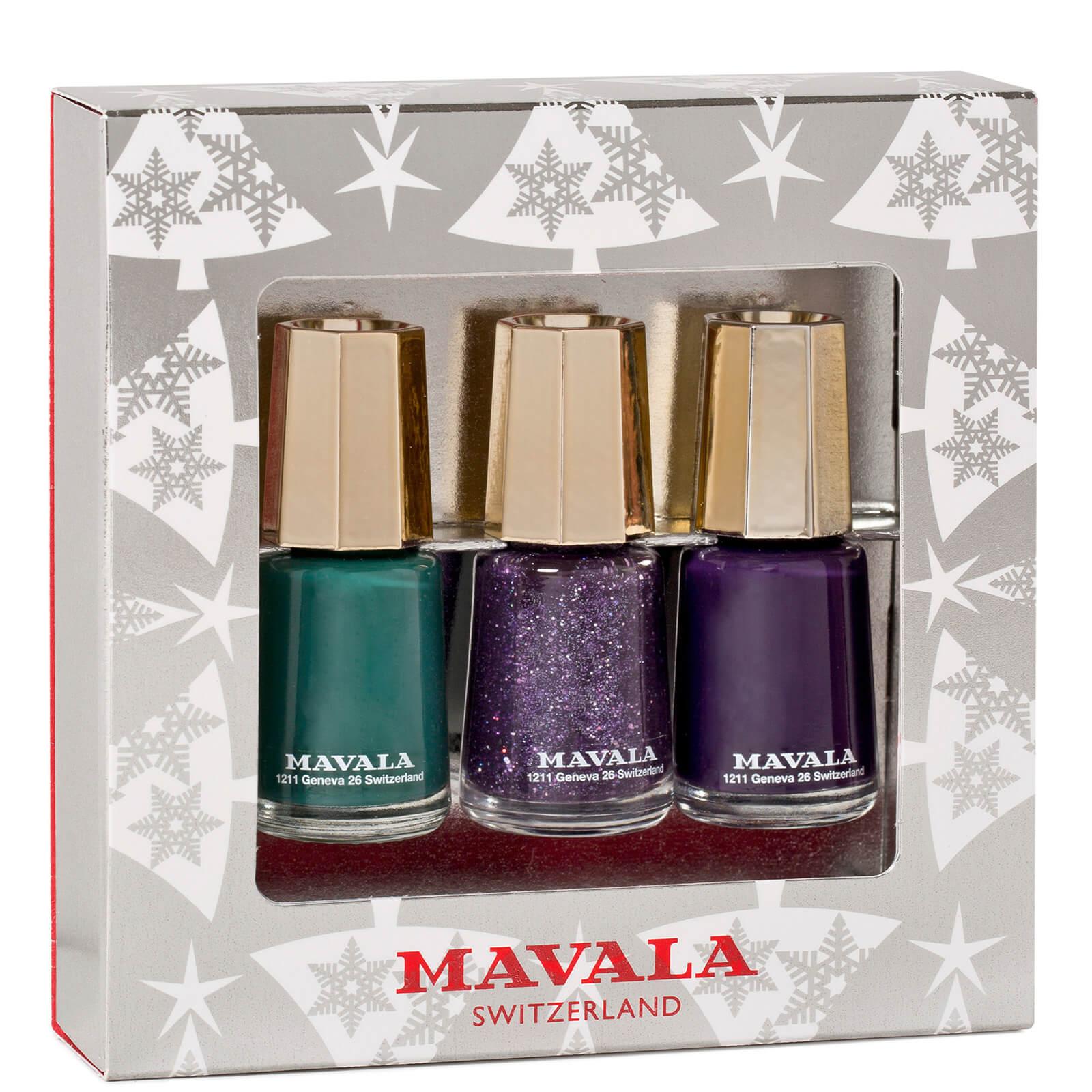 Купить Mavala Silver Trio Winter