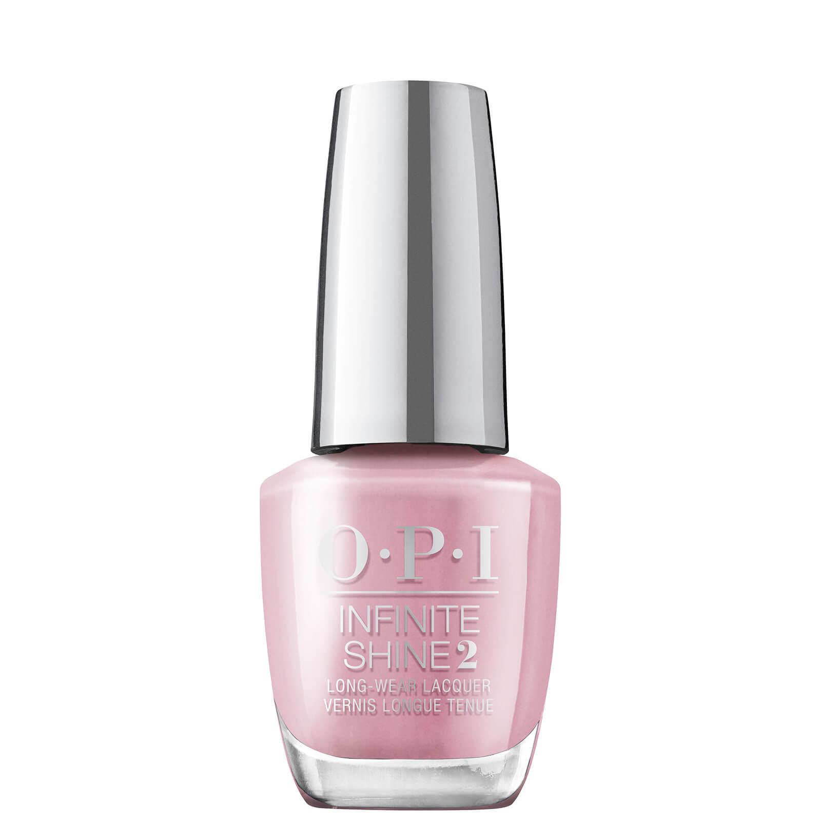 Купить OPI DTLA Collection Infinite Shine Long-wear Nail Polish 15ml (Various Shades) - (P)Ink on Canvas