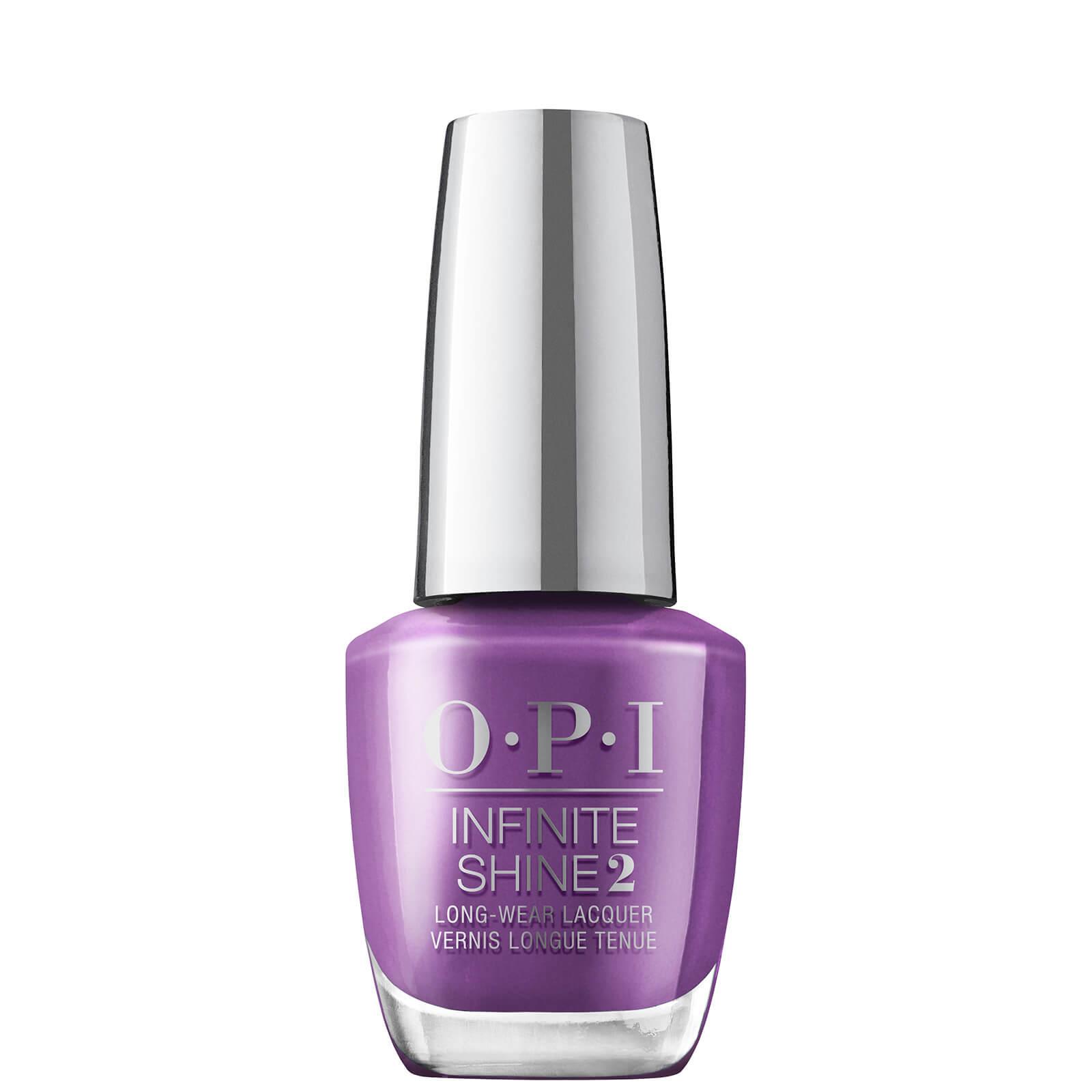Купить OPI DTLA Collection Infinite Shine Long-wear Nail Polish 15ml (Various Shades) - Violet Visionary