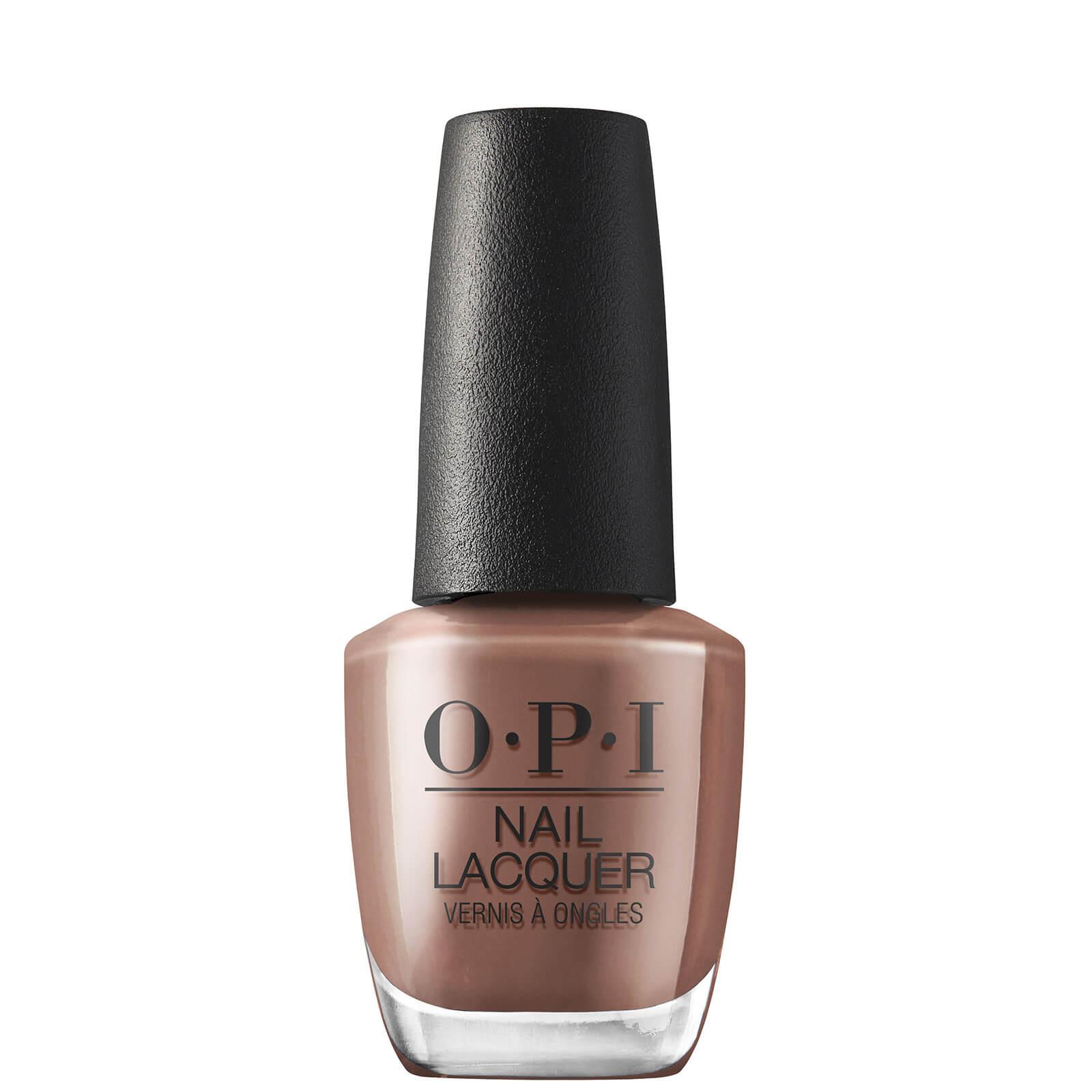 Купить OPI Nail Polish DTLA Collection 15ml (Various Shades) - Espresso Your Inner Self