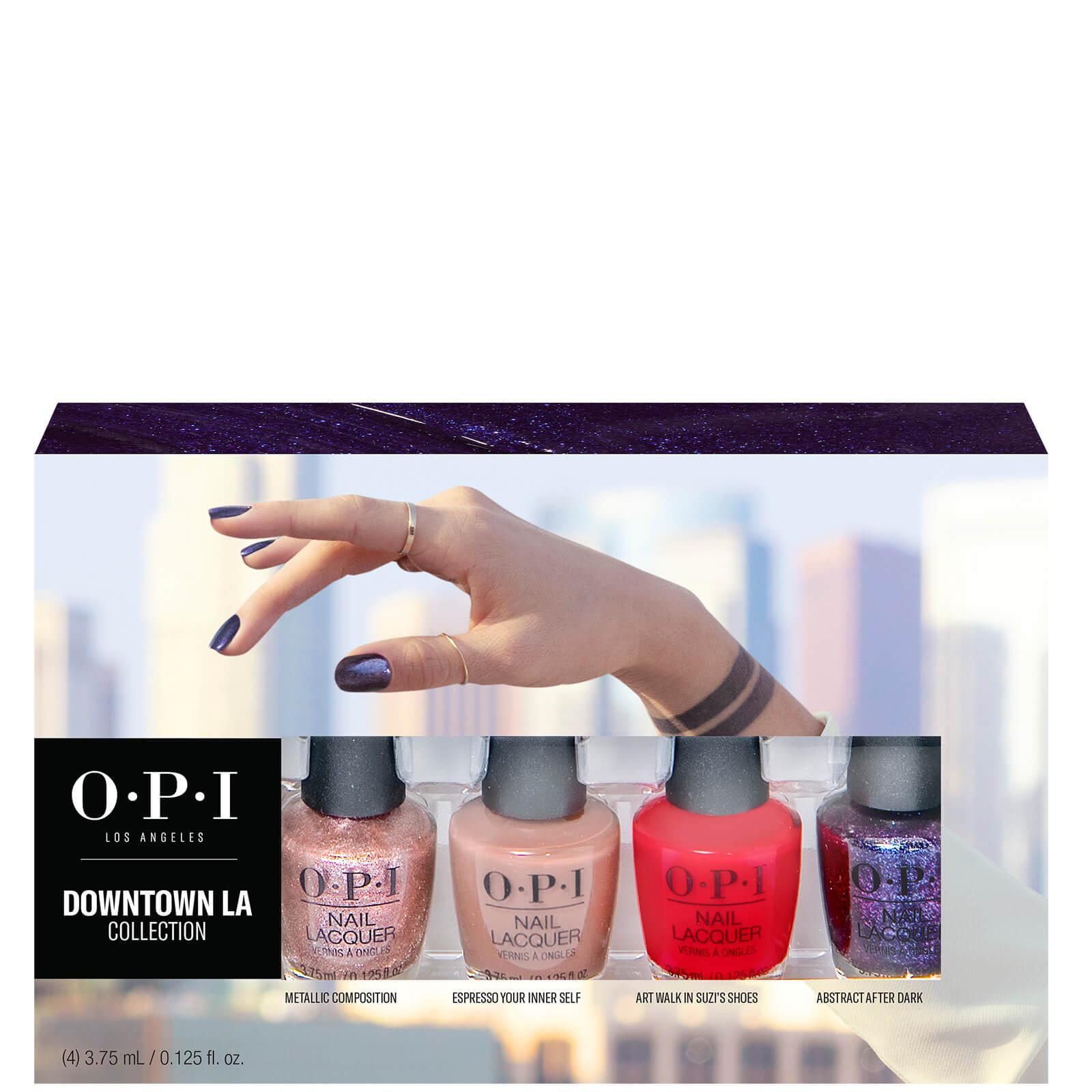 Купить OPI Nail Polish DTLA Collection Nail Polish Gift Set 4 x 3.75ml