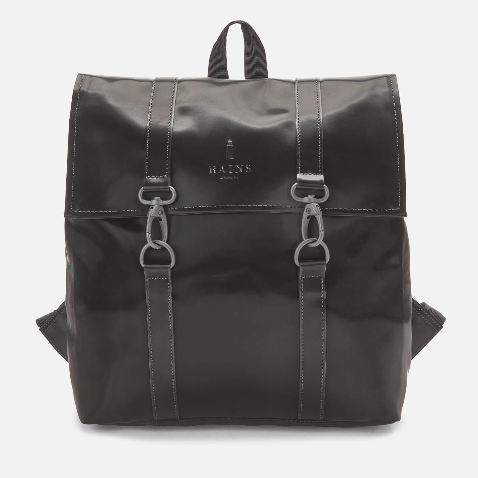 Rains Msn Bag Mini - Velvet Black