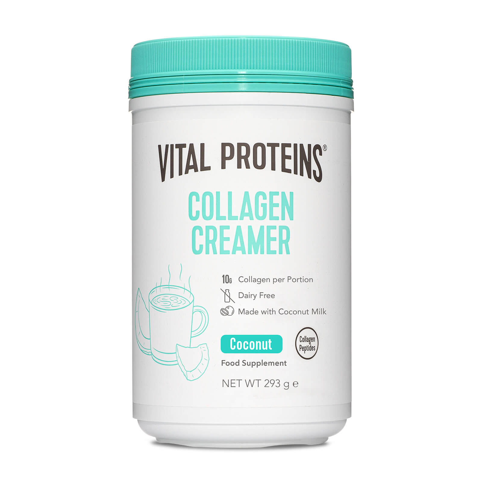 Collagen Creamer - Coconut Subscription - Delivery Every 1 Month