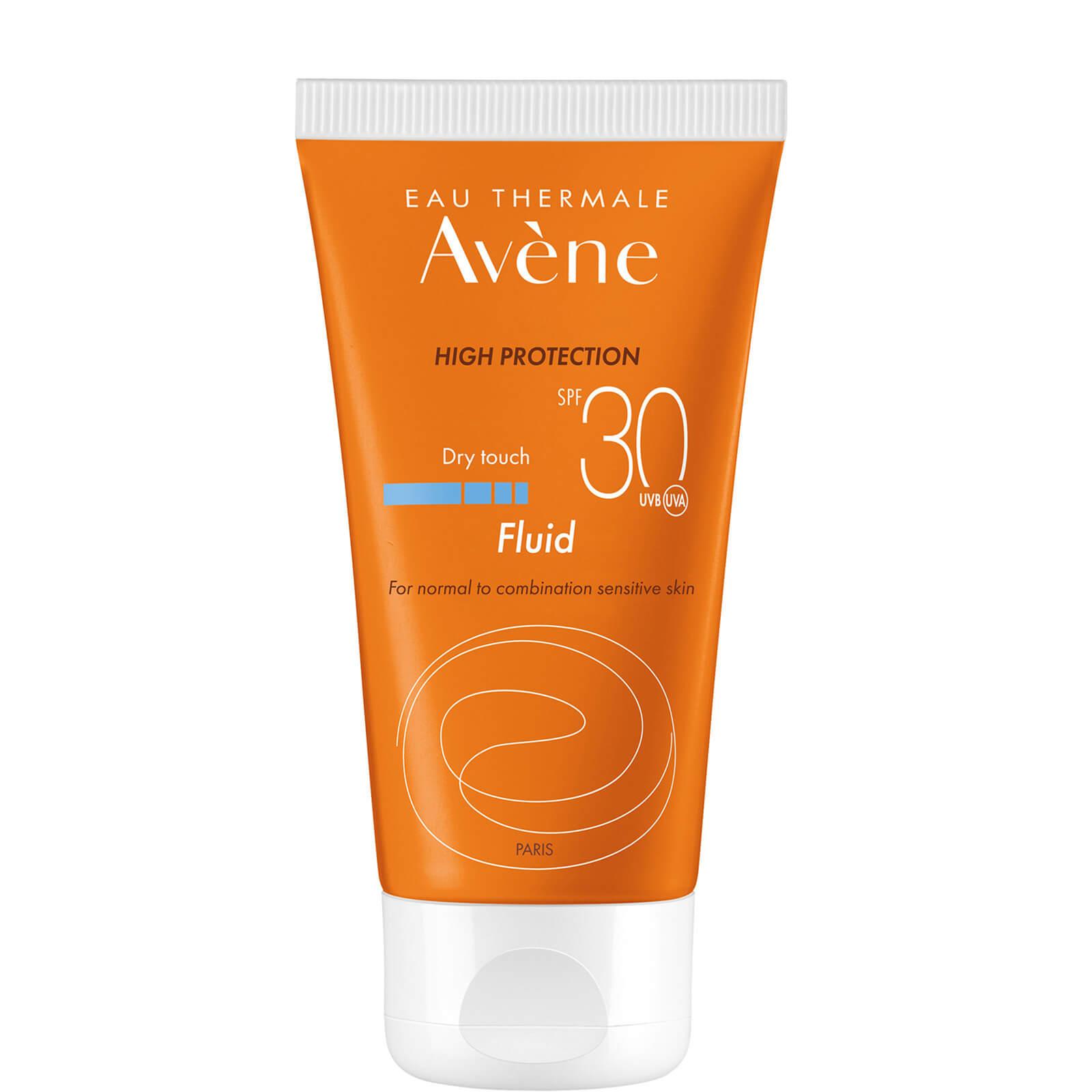 Купить Avène High Protection Fluid SPF30 Sun Cream for Sensitive Skin 50ml