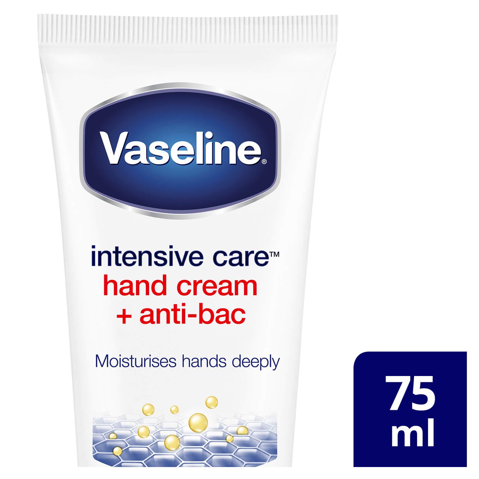 Купить Vaseline Rescue Hand + Anti Bac Hand Lotion Tube 75ml