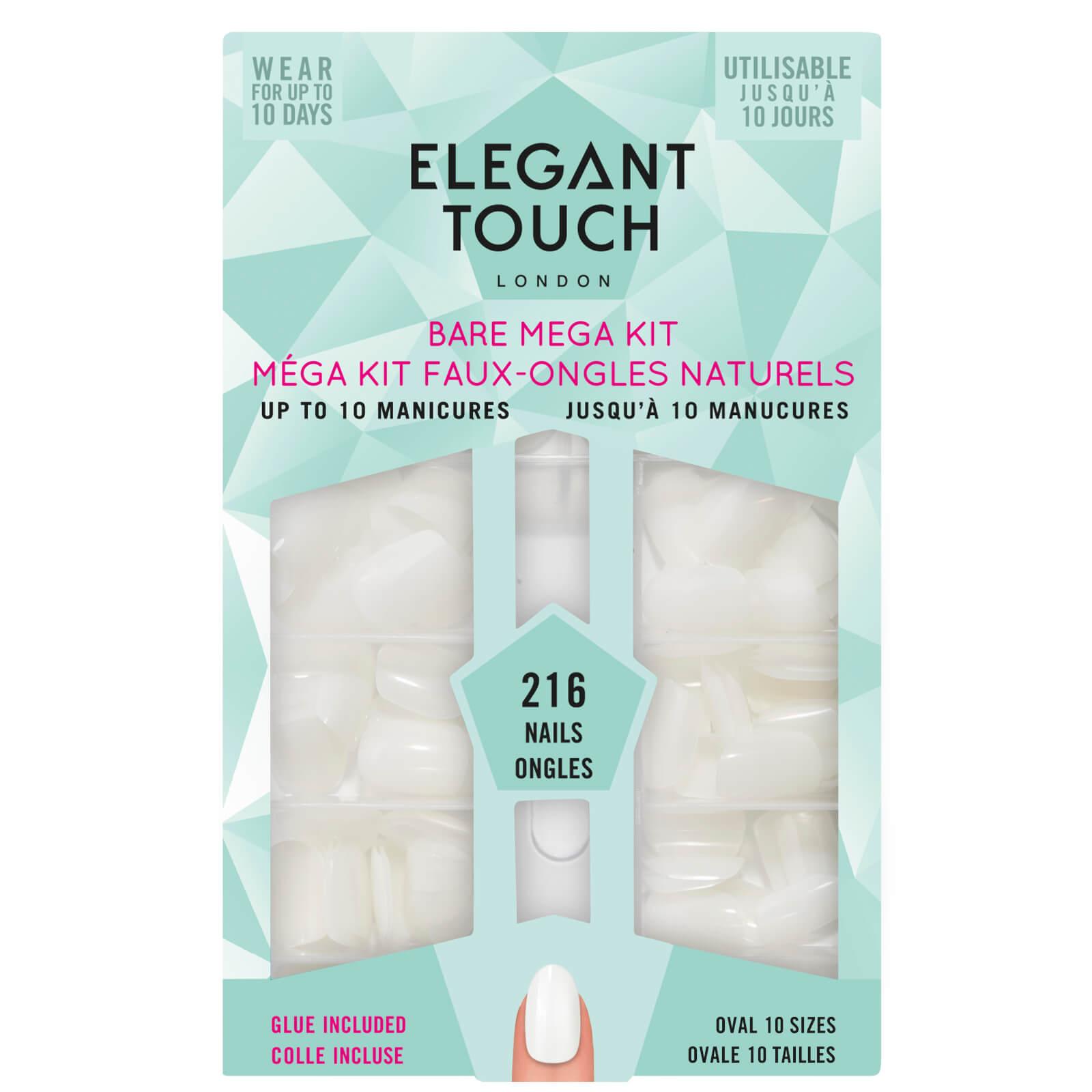 Купить Elegant Touch Bare Bumper Kit Oval 216 Pieces