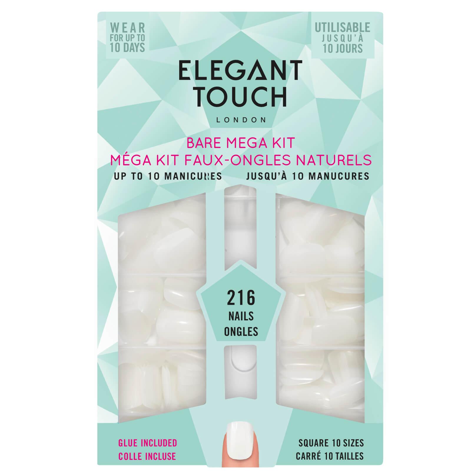 Купить Elegant Touch Bare Bumper Kit Square 216 Pieces