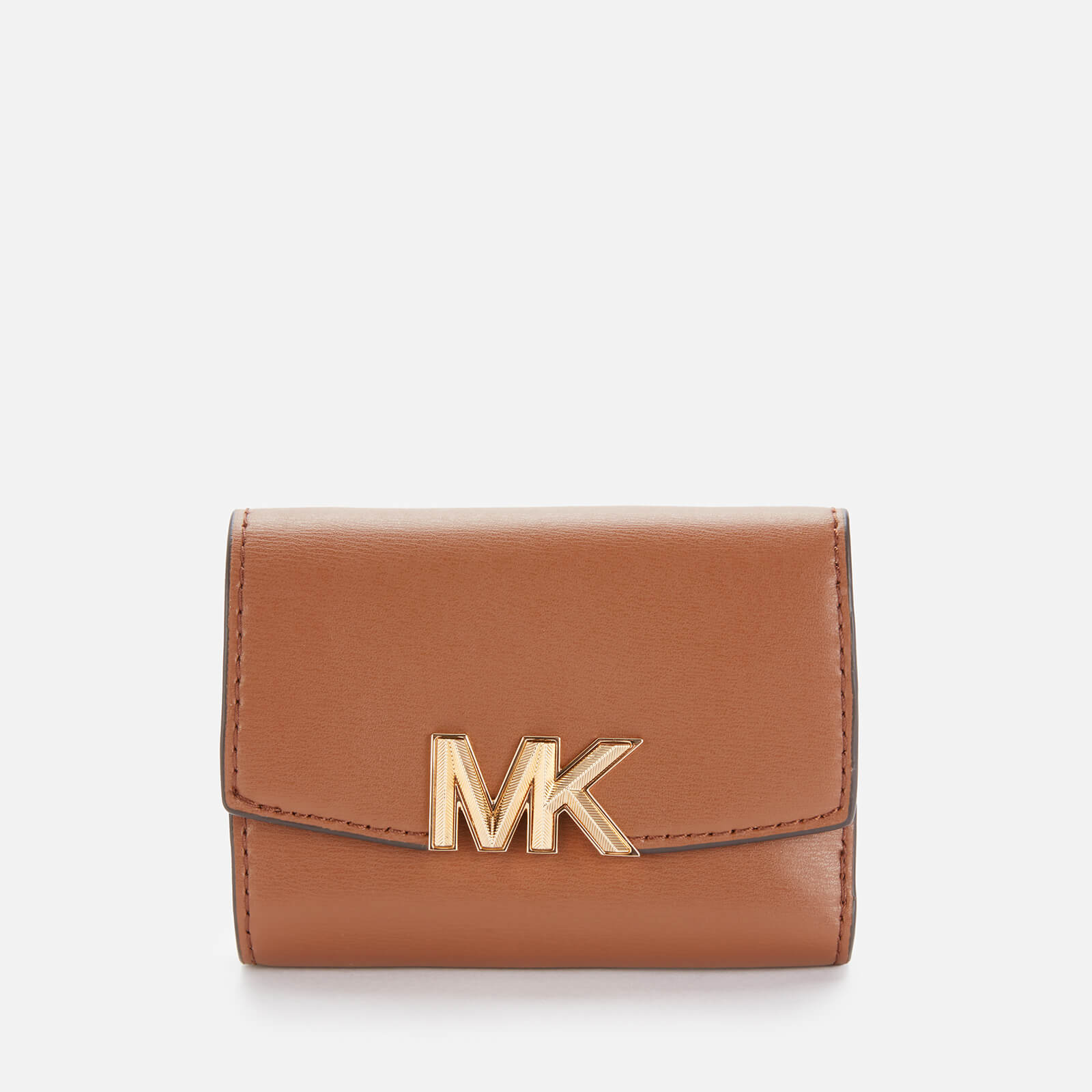 MICHAEL Michael Kors Women's Karlie Billfold Wallet - Luggage