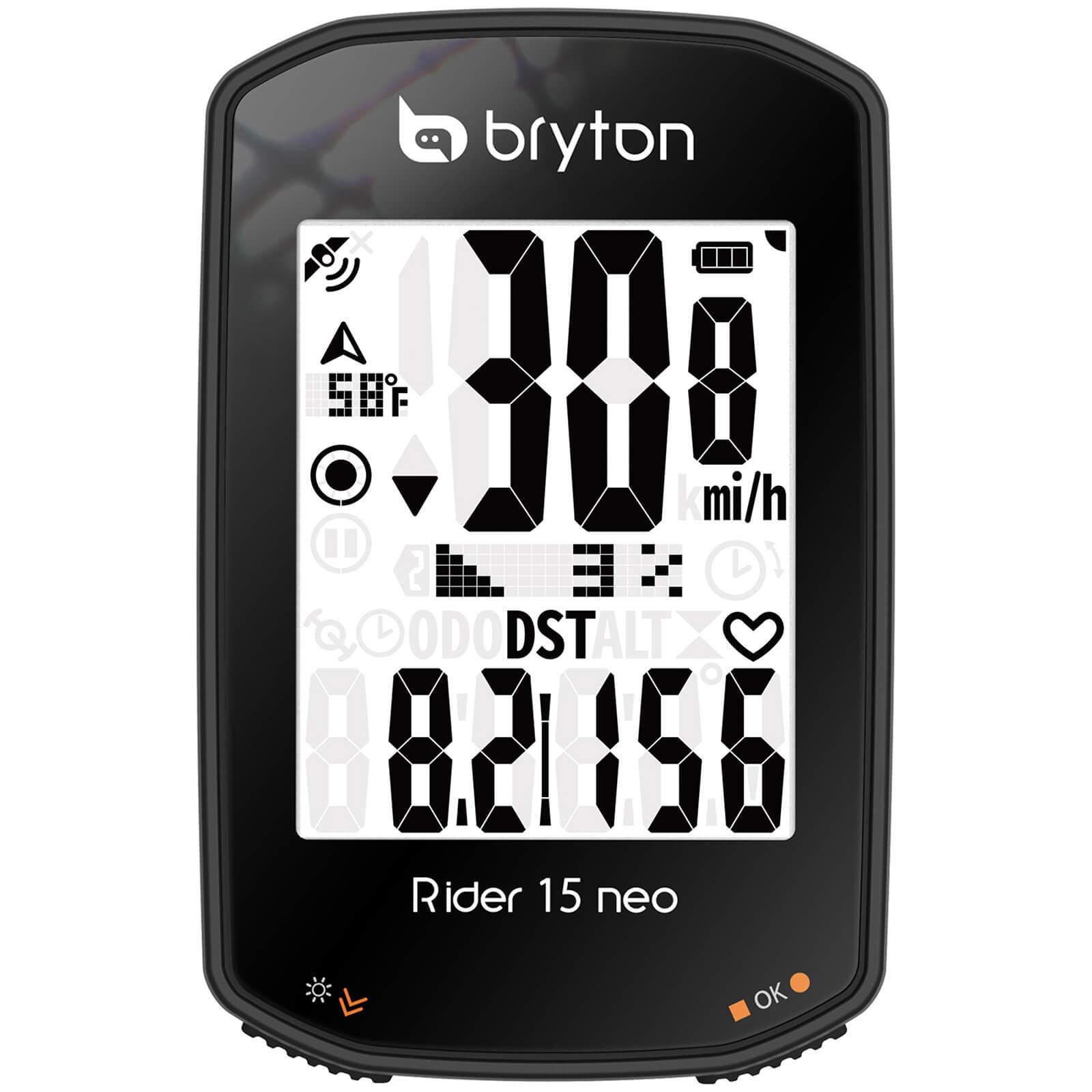 Bryton Rider 15E Neo GPS Cycle Computer