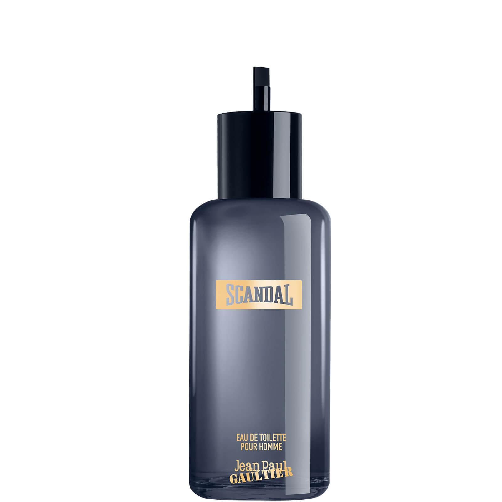 Купить Jean Paul Gaultier Scandal Pour Homme Eau de Toilette 200ml Refill