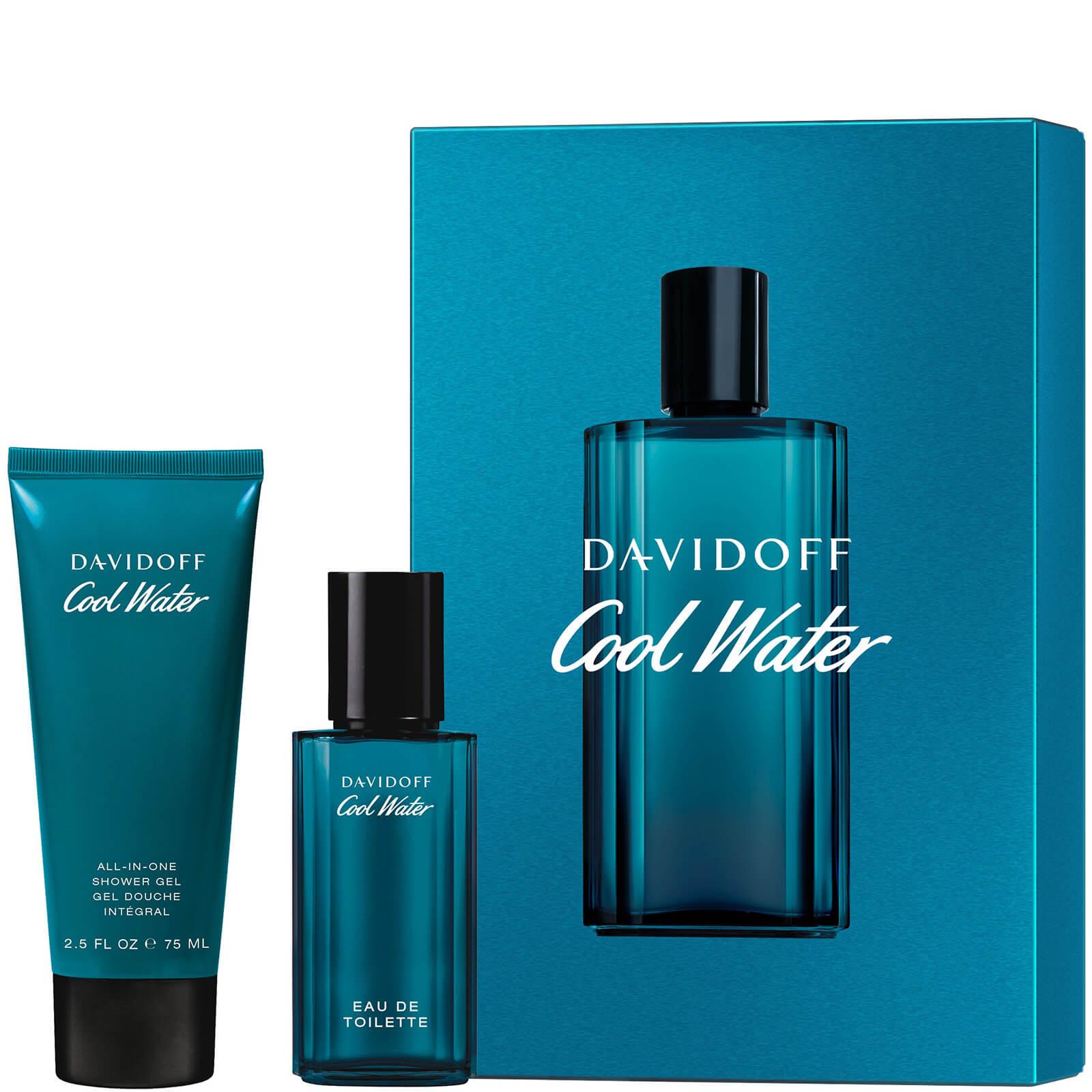 Купить Подарочный набор Davidoff Cool Water Man Eau De Toilette 40ml