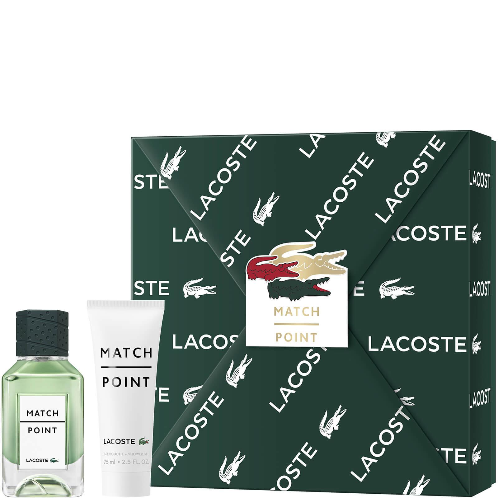 Купить Подарочный набор Lacoste Match Point For Him Eau De Toilette 50ml