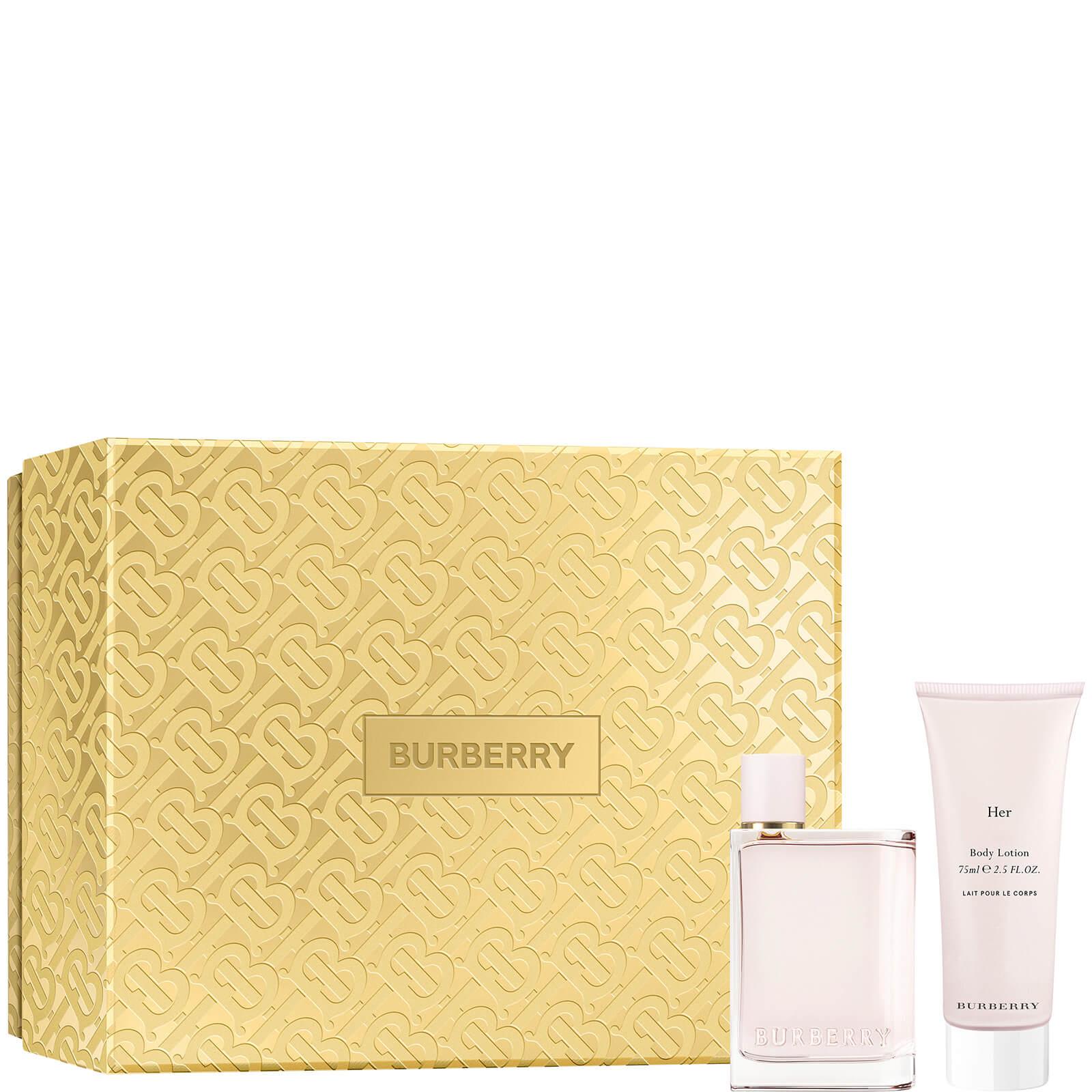 Купить Подарочный набор Burberry Her Eau De Parfum 50 мл