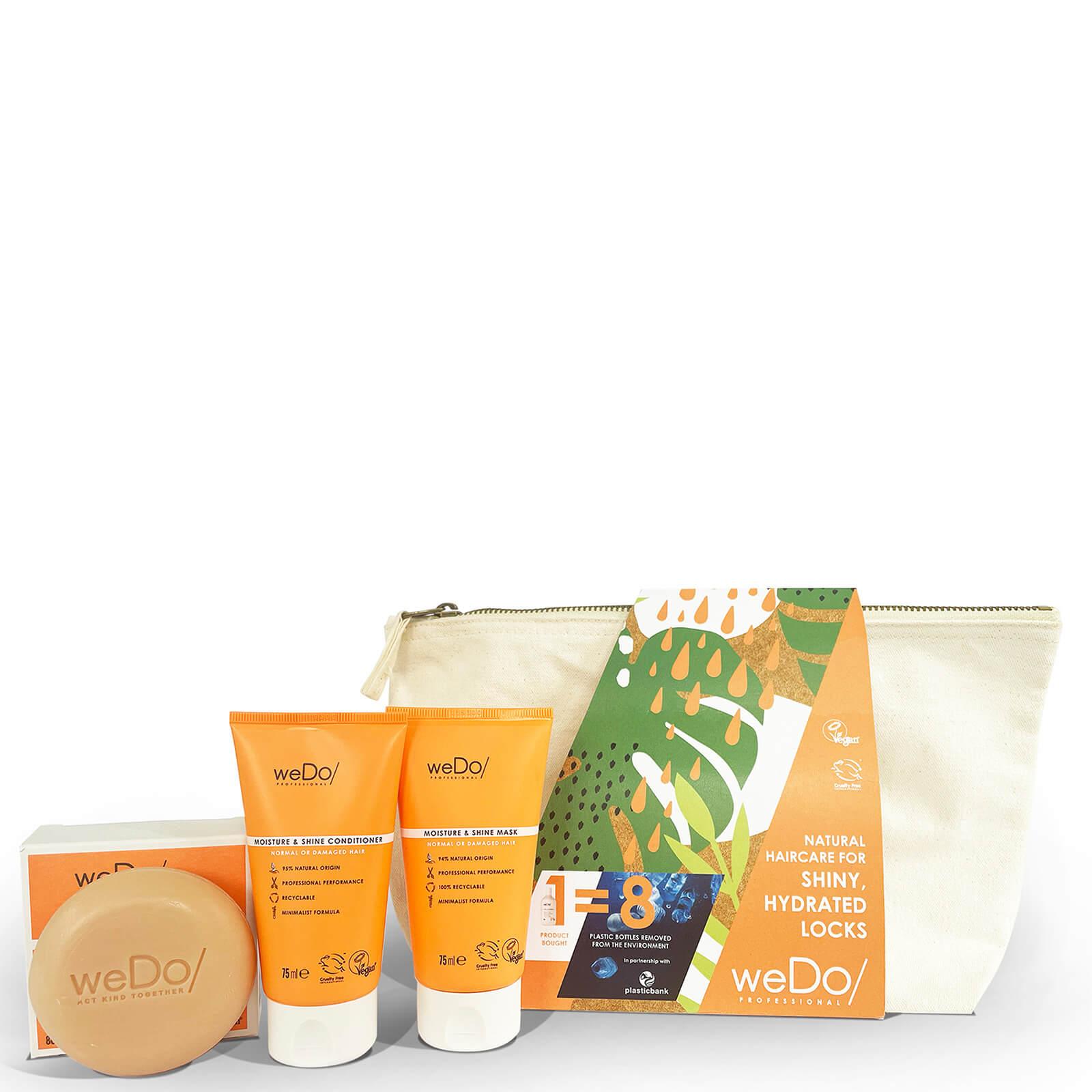 Купить WeDo/ Профессиональный подарочный набор для ухода за натуральными волосами 24/7