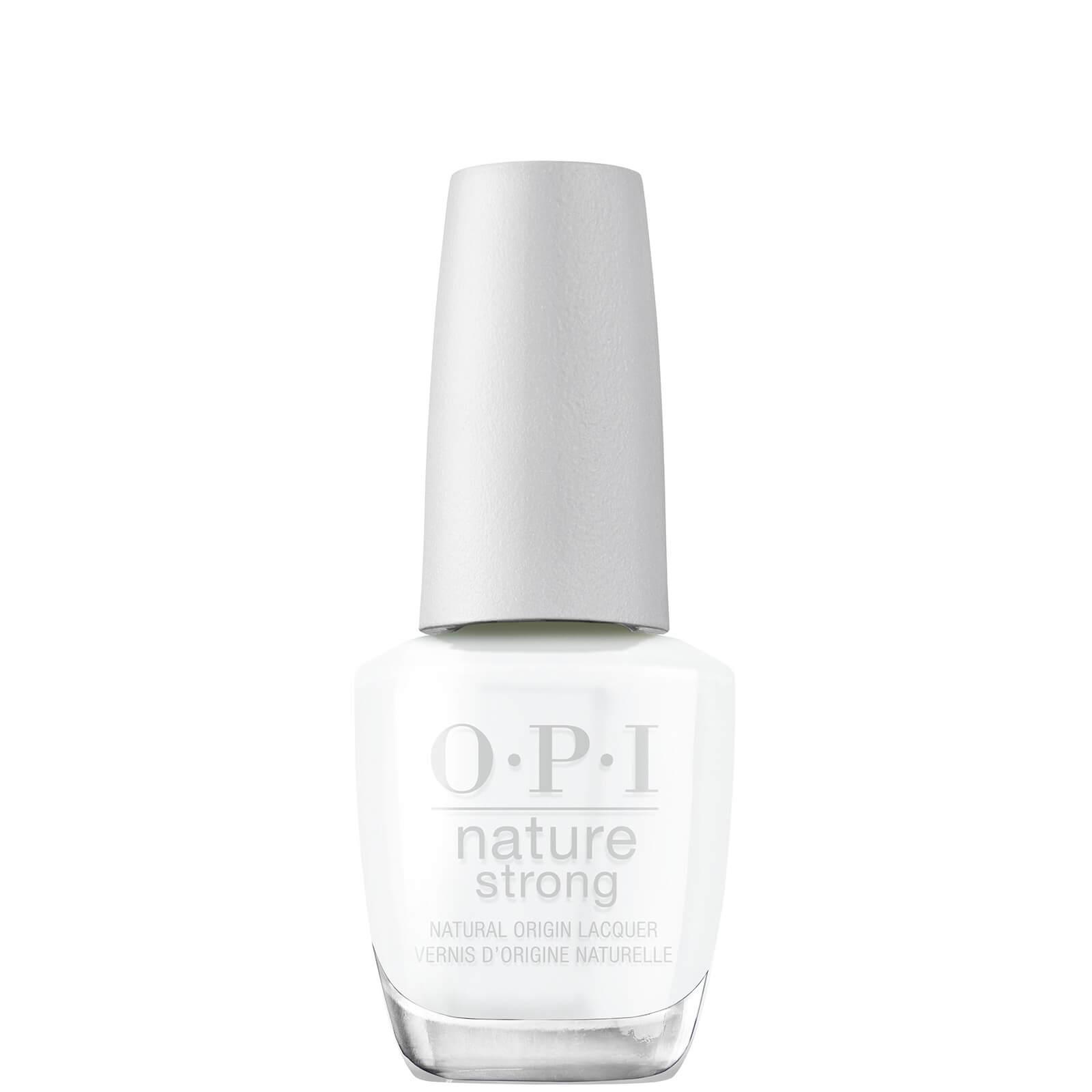 Купить OPI Nature Strong Natural Vegan Nail Polish 15ml (Various Shades) - Strong as Shell