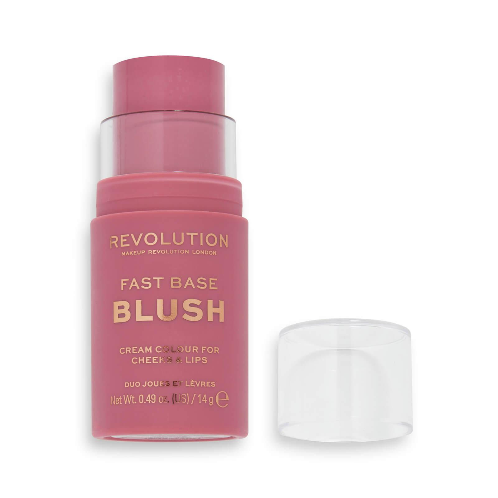 Купить Revolution Fast Base Blush Stick 14g (Various Shades) - Blush