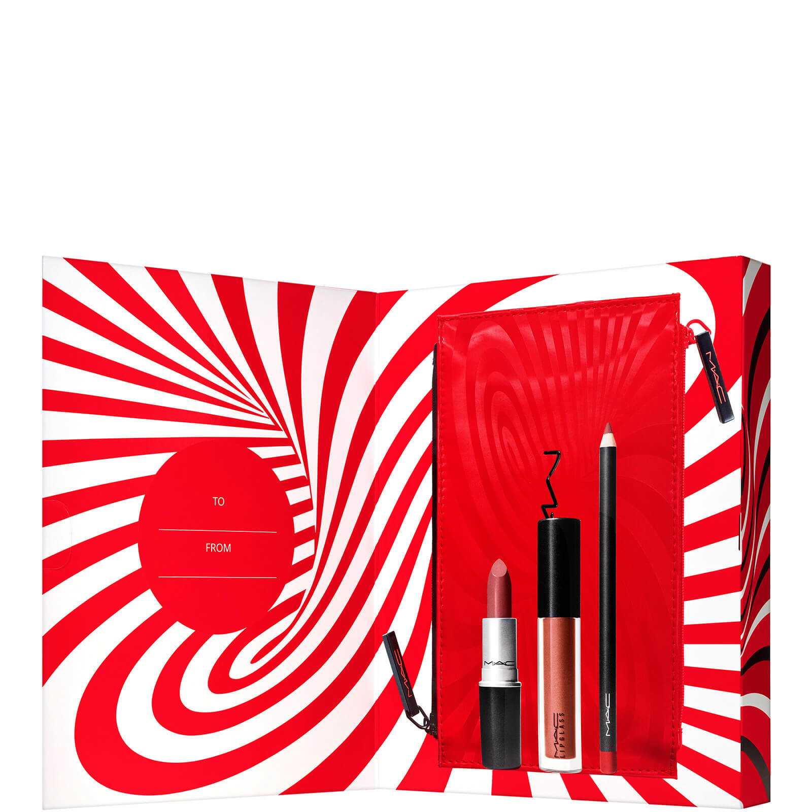 MAC Best-Kept Secret Lip Kit - Neutro