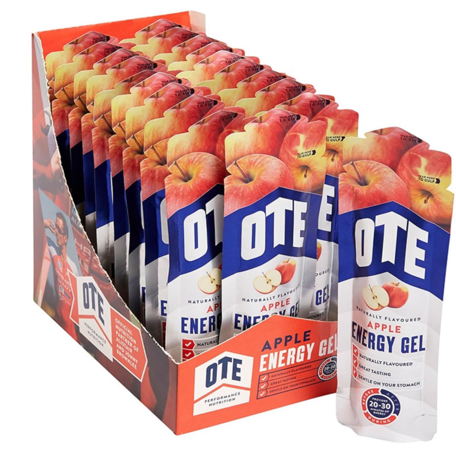 OTE Sports Energy Gel - Box of 20 - Box of 20 - Orange