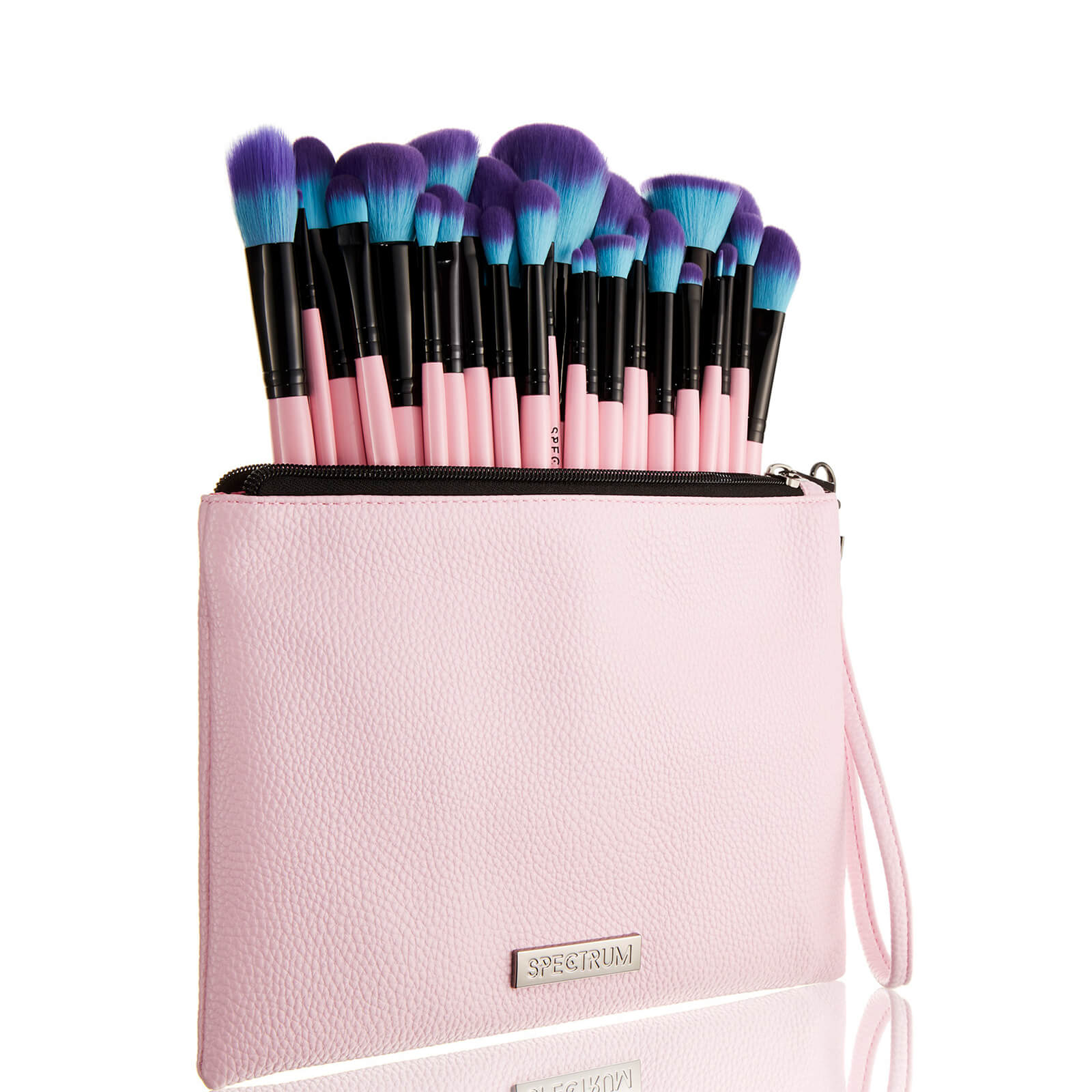 Spectrum Collections Millennial Pink 30 Piece Set with Pouch