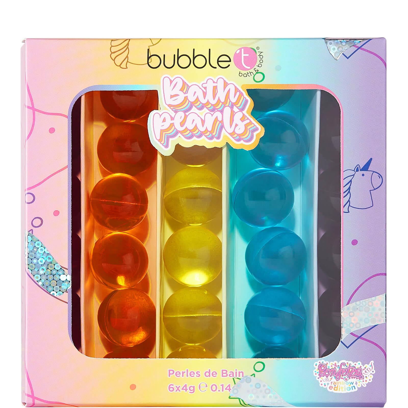 Купить Bubble T Cosmetics Rainbow Bath Pearl Set