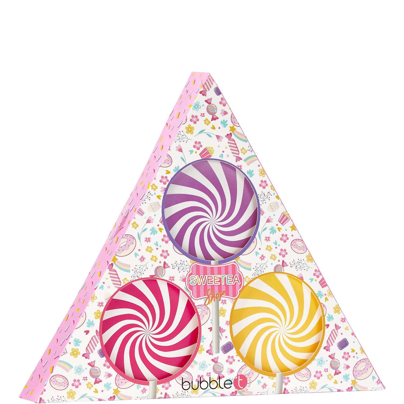 Купить Bubble T Cosmetics Sweetea Lollipop Bath Fizzer Gift Set