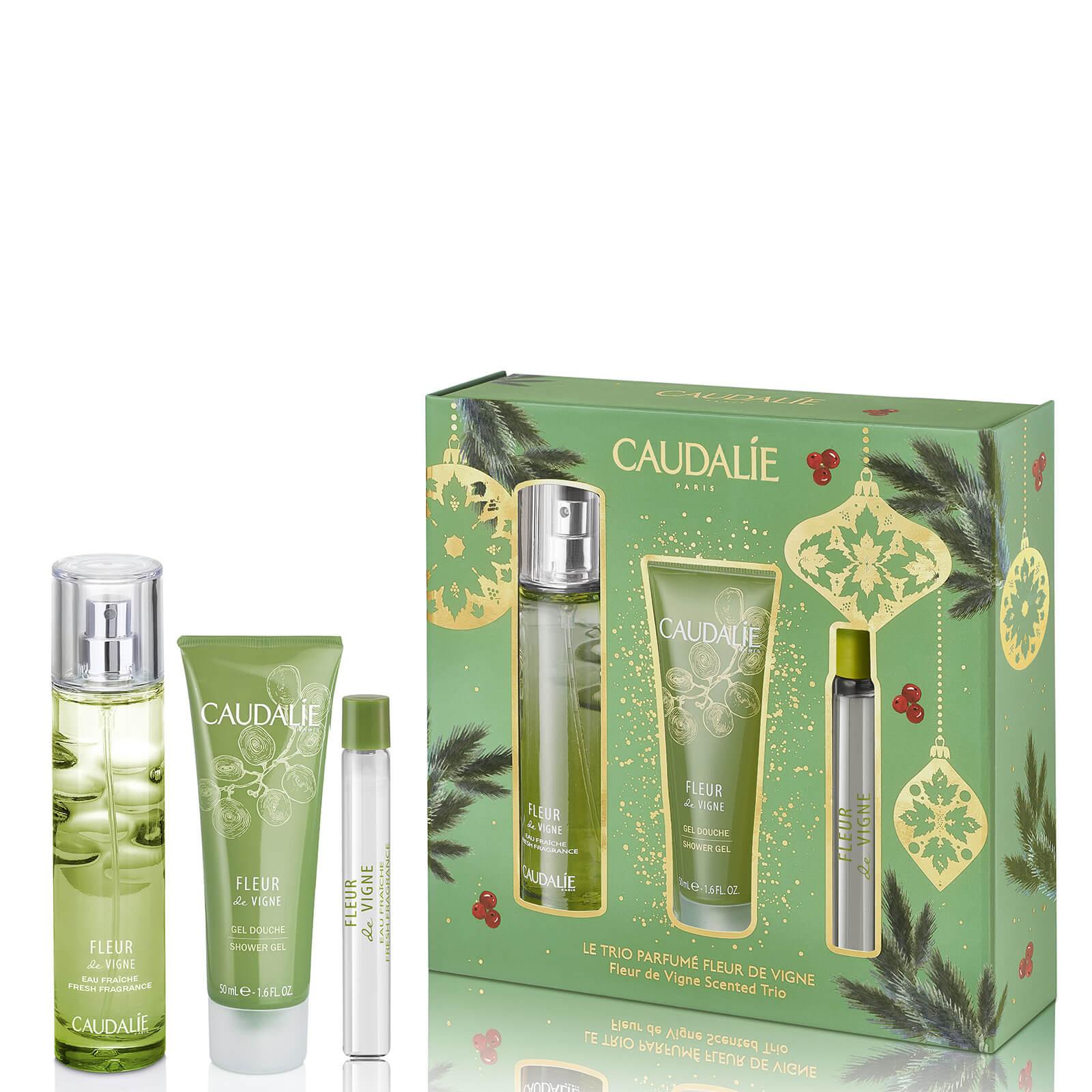 Купить Caudalie Fleur De Vignes Набор из аромата и трио для тела