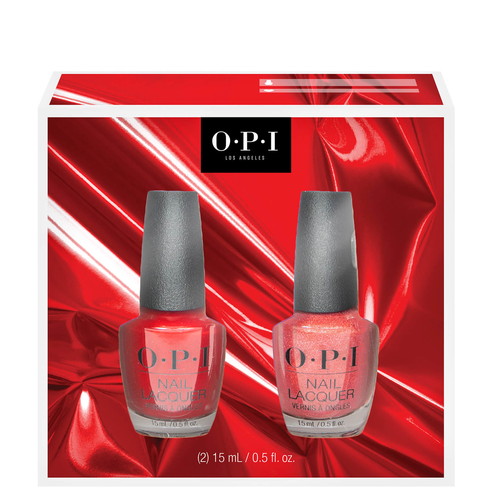 Подарочный набор лаков для ногтей OPI Celebration Collection Nail Polish Duo  - Купить