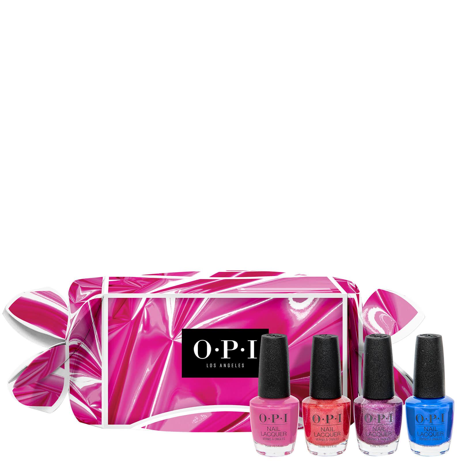 Купить OPI Celebration Collection Лак для ногтей Mini Christmas Cracker