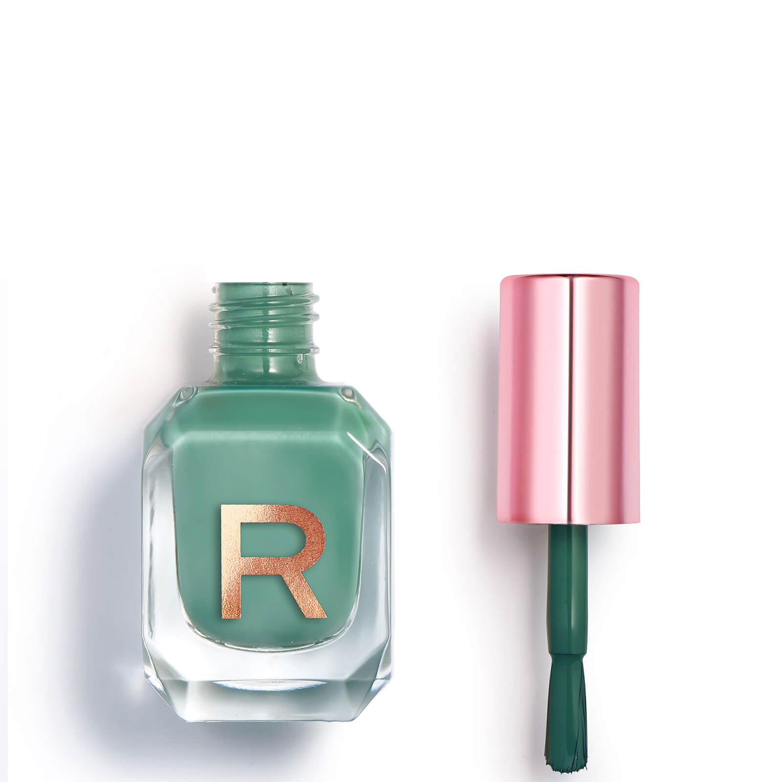 Revolution High Gloss Nail Polish Sage 5ml (Various Colours) - Sage  - Купить