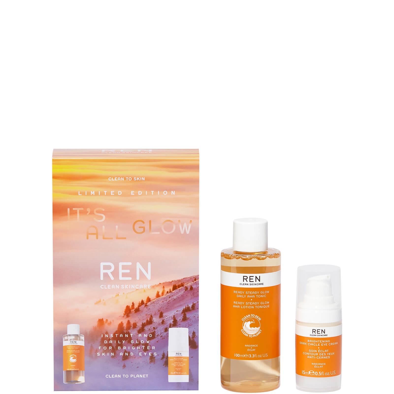 REN Clean Skincare It's All Glow Set