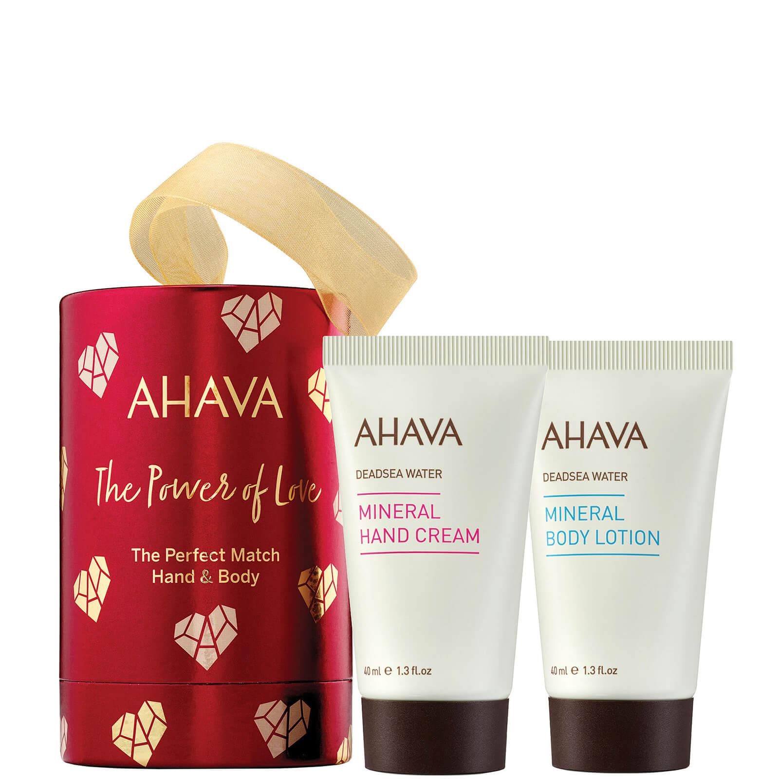 Купить Набор для рук и тела AHAVA The Perfect Match