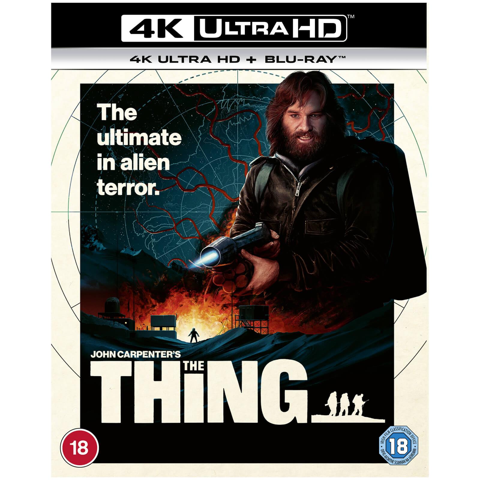 The Thing - 4K Ultra HD
