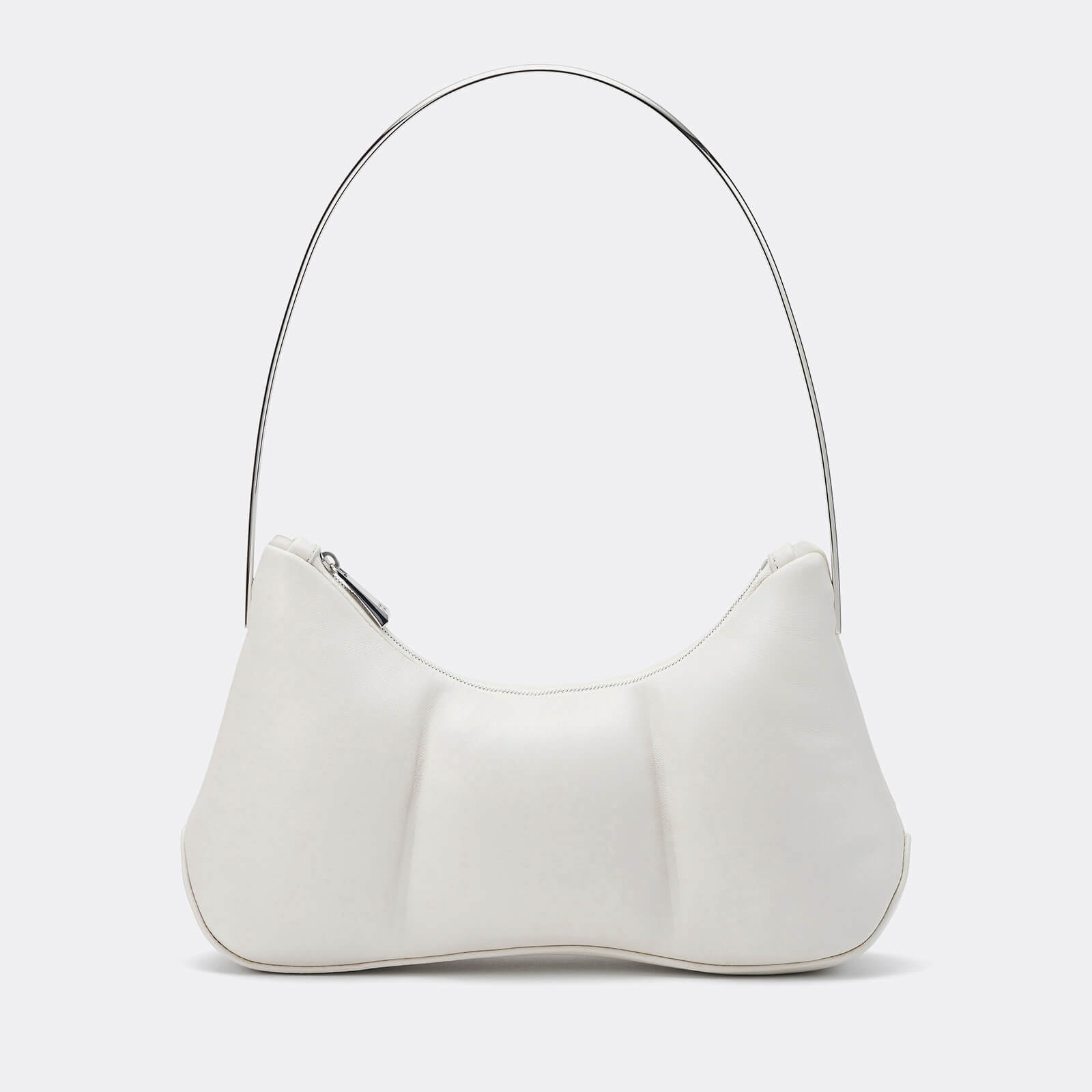 Danse Lente Women's Misty Boost Leather Shoulder Bag - Linen
