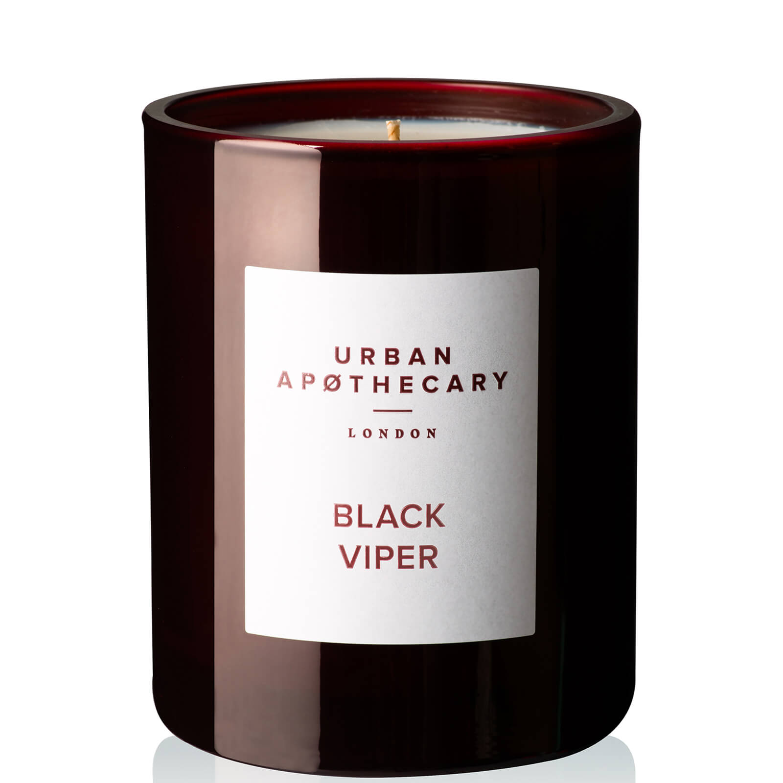 Urban Apothecary Black Viper Luxury Candle 300g