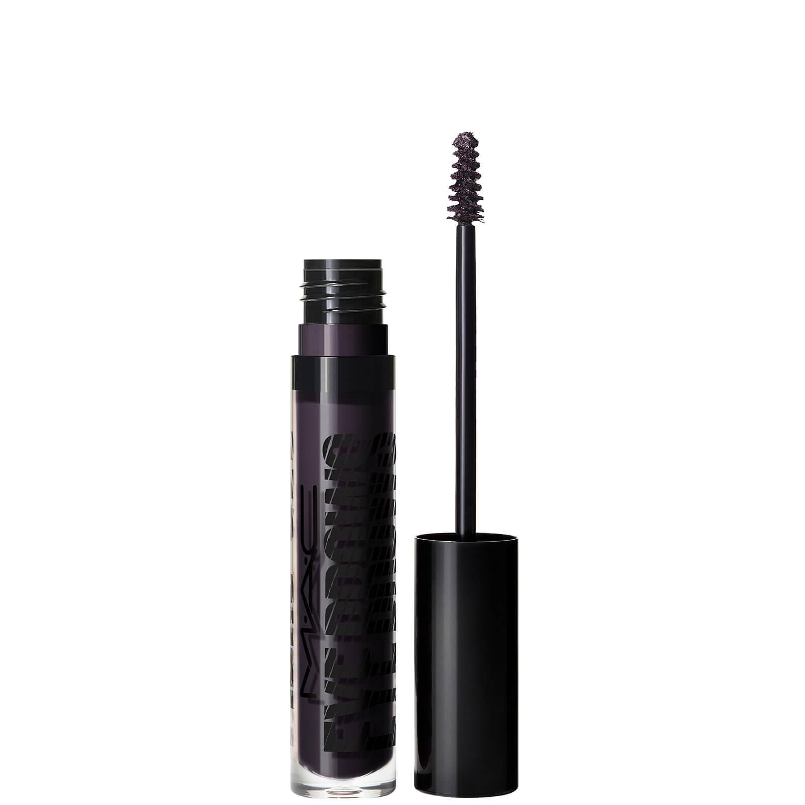 MAC Eyebrow Big Boost Gel 4.1g (Various Shades) - Genuine Aubergine