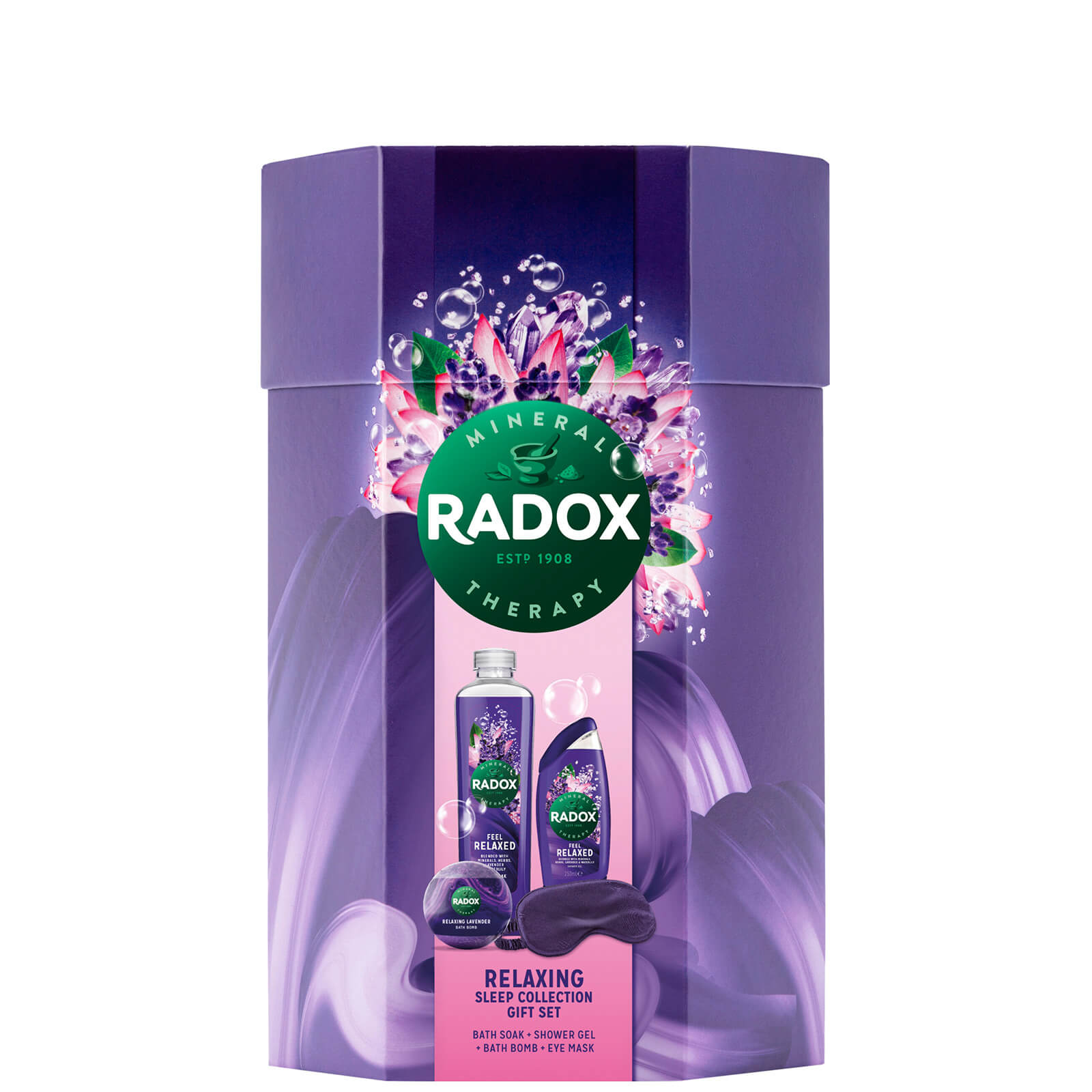 Radox Relaxing Sleep Collection Gift Set