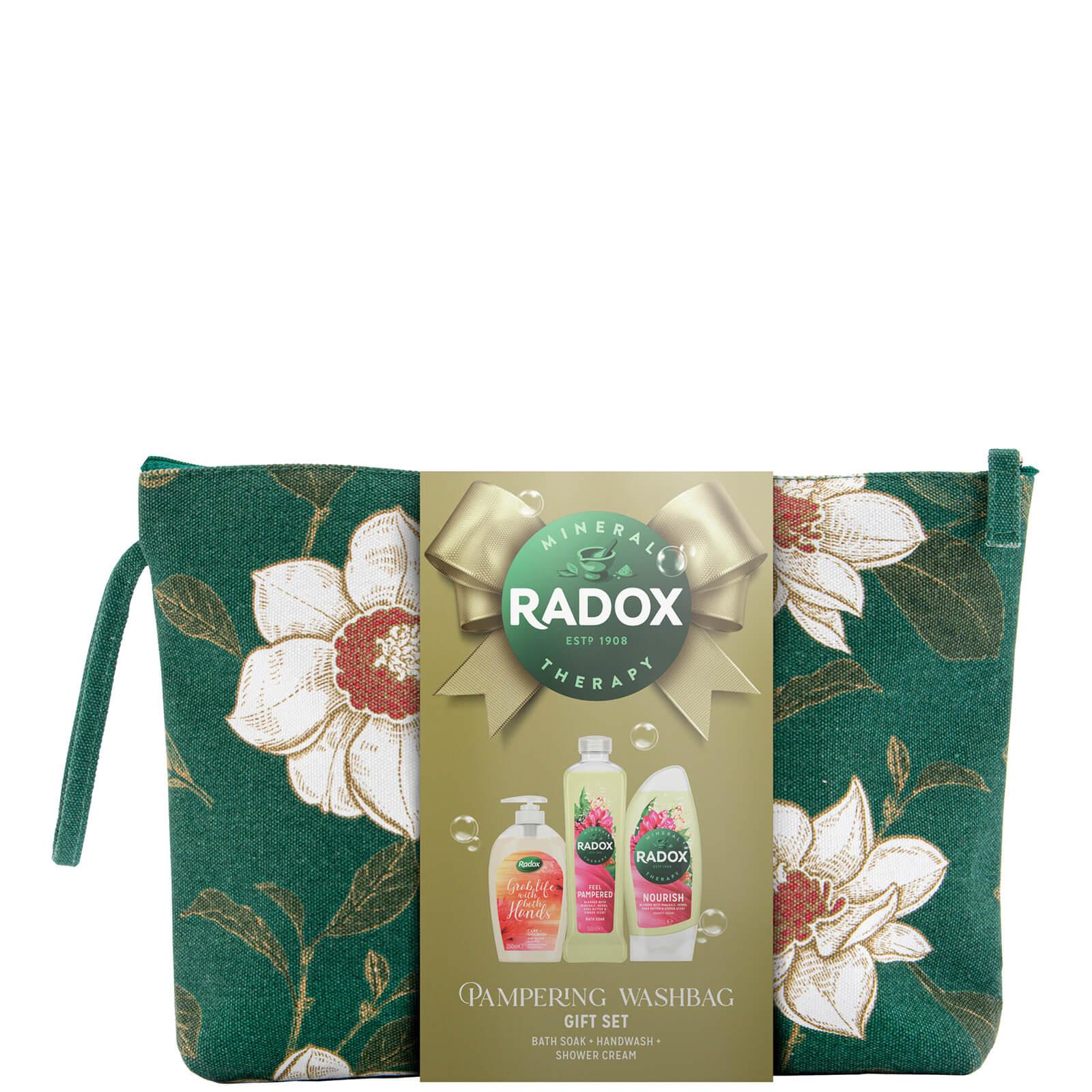 Radox Pampering Washbag Gift Set