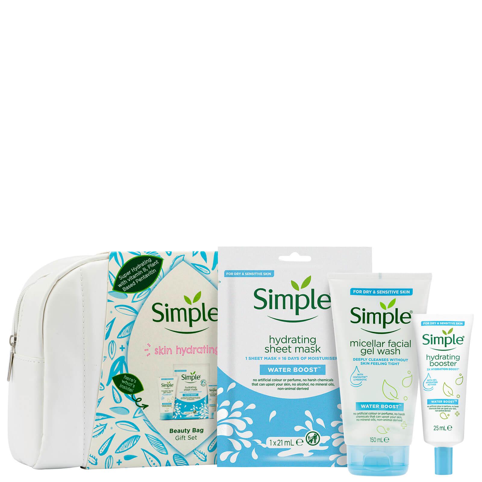 Купить Подарочный набор Simple Skin Hydrating Beauty Bag GiftSet