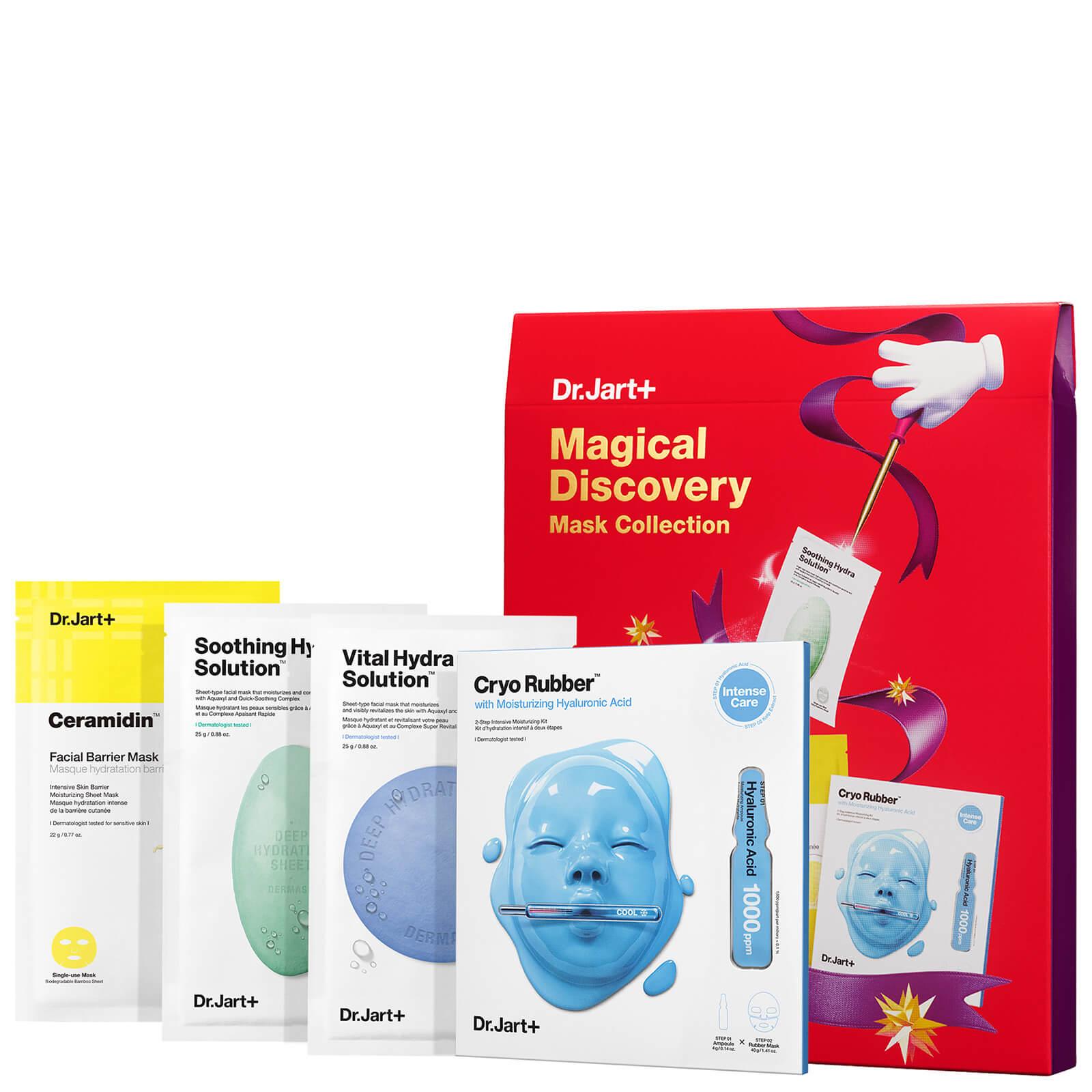 Купить Dr.Jart+ Коллекция масок Волшебное открытие