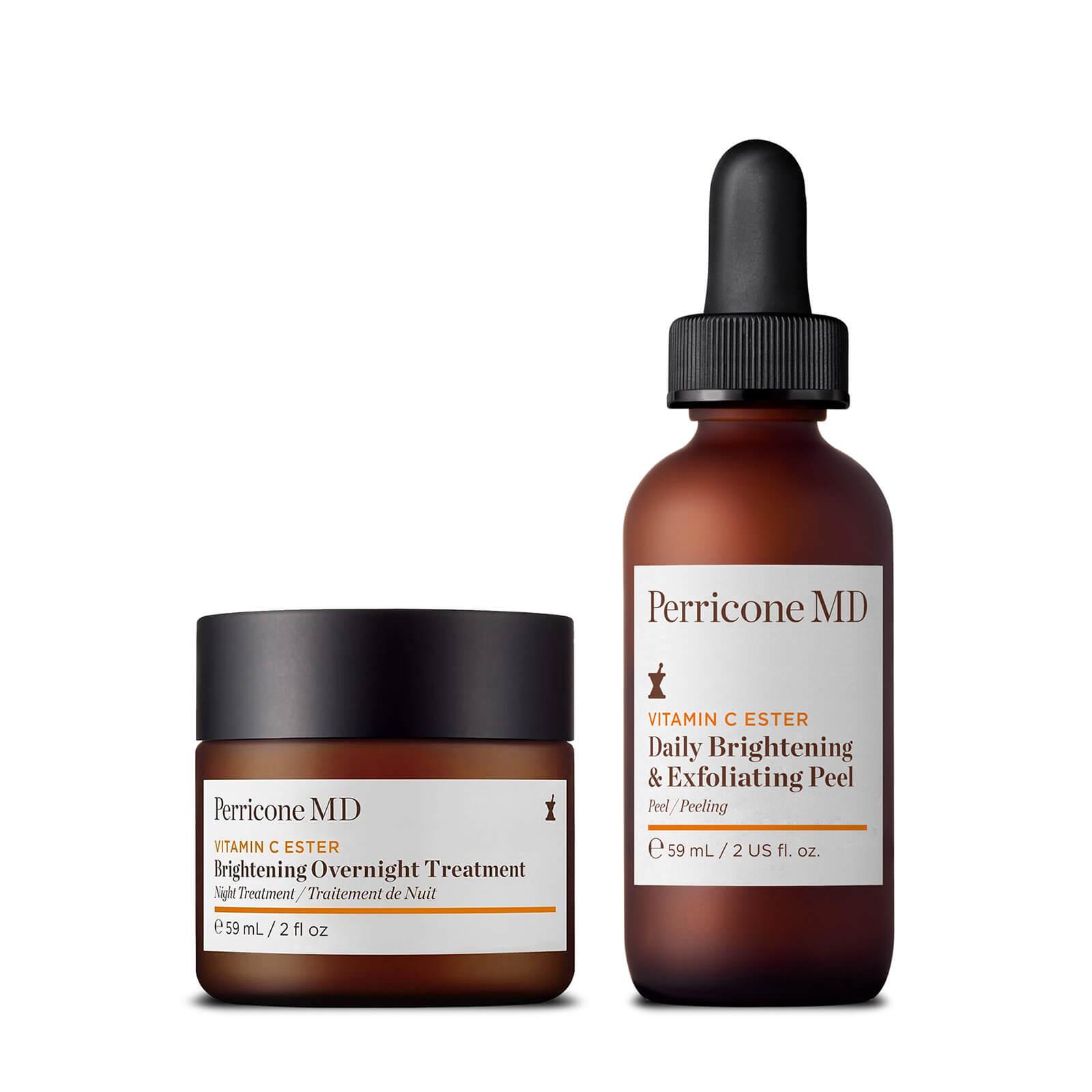 Perricone MD Vitamin C Ester Exfoliating and Brightening Duo