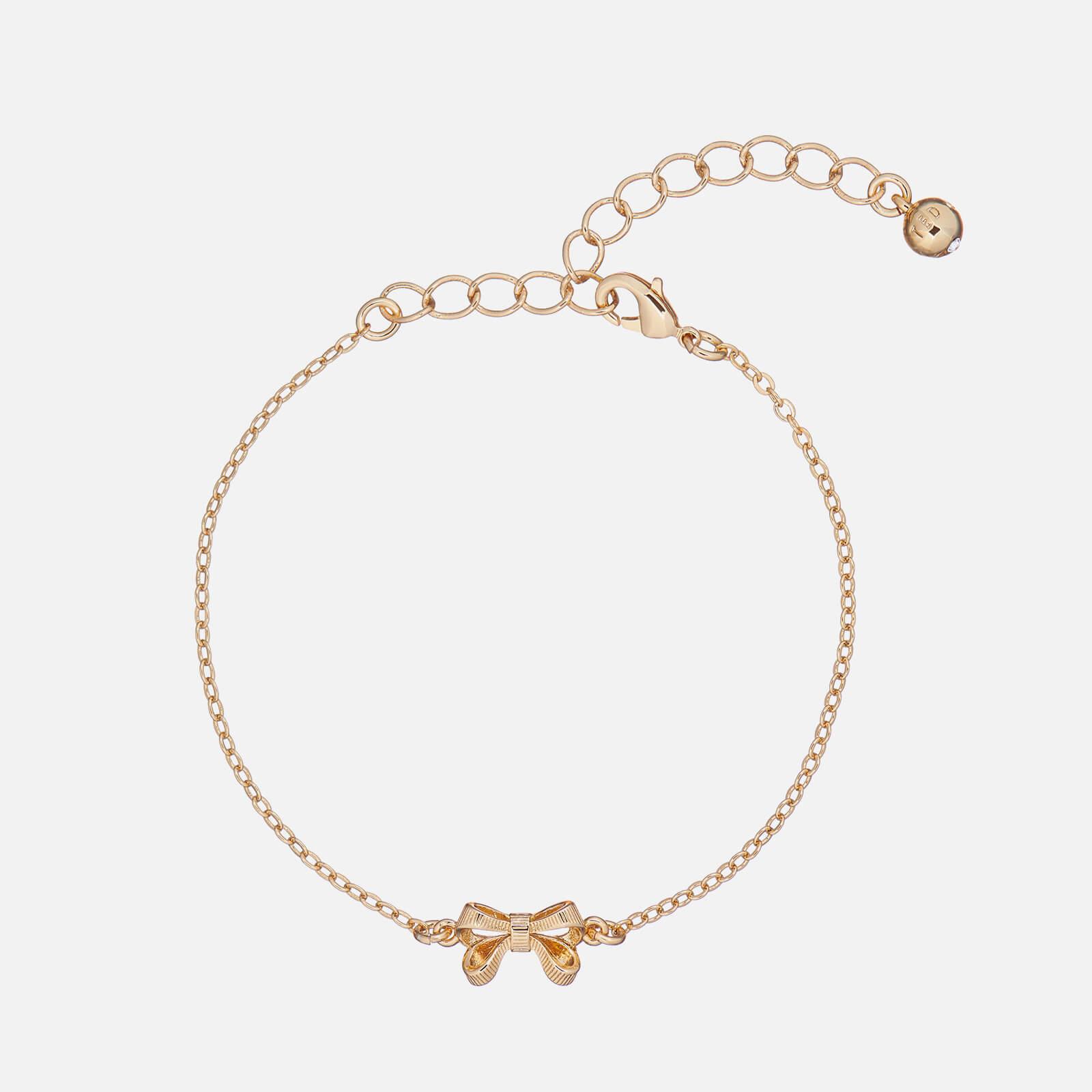 Ted Baker Women's Parsa: Petite Bow Bracelet - Gold