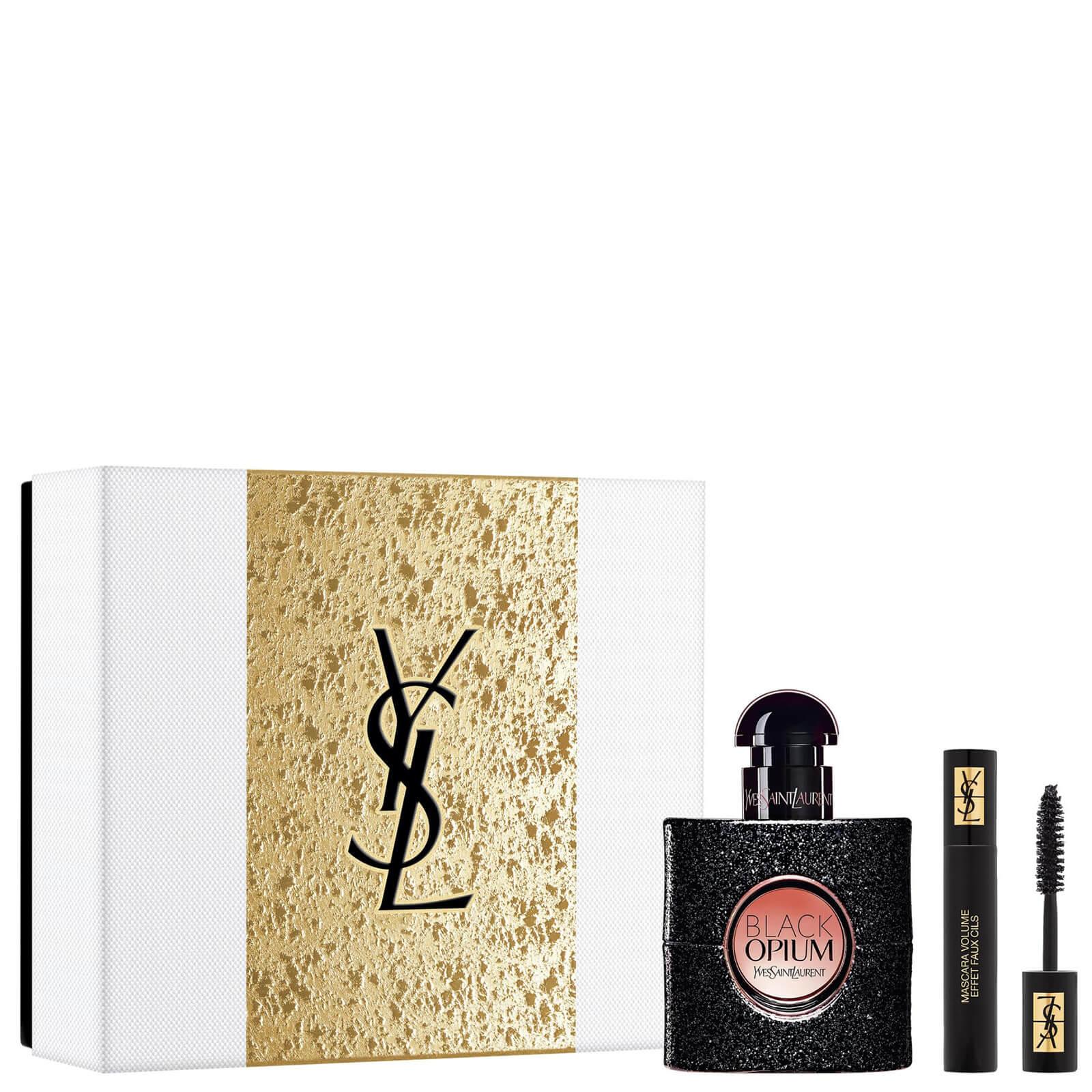 Купить Yves Saint Laurent Black Opium подарочный набор из парфюма 30 мл и туши для ресниц