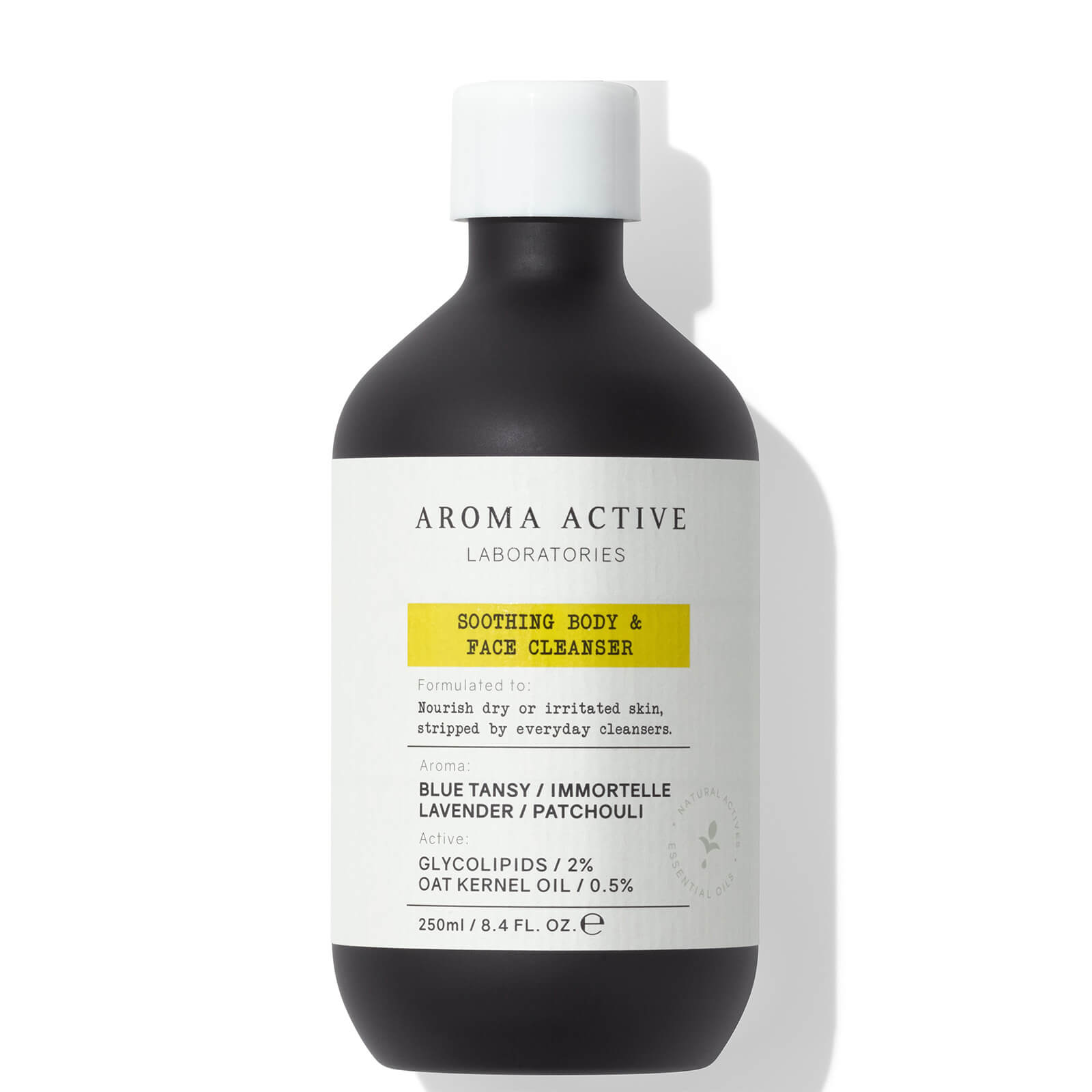 Купить Aroma Active Soothing Body and Face Cleanser 250ml