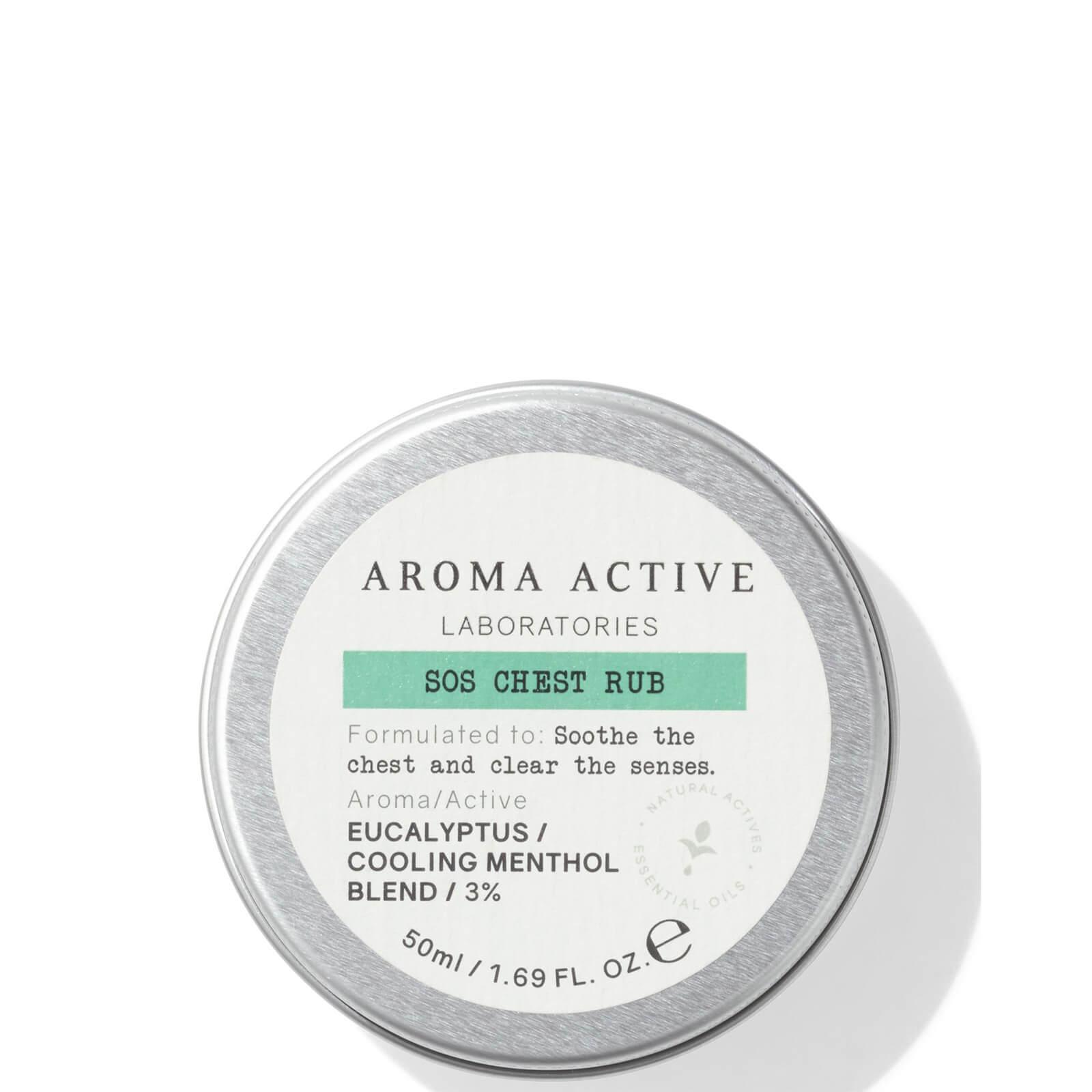 Купить Aroma Active SOS Chest Rub 50ml