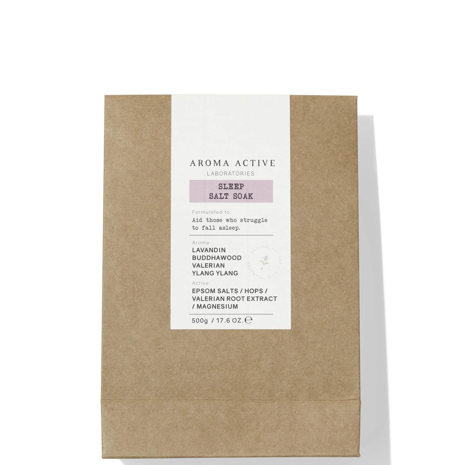 Купить Aroma Active Sleep Salt Soak 500g