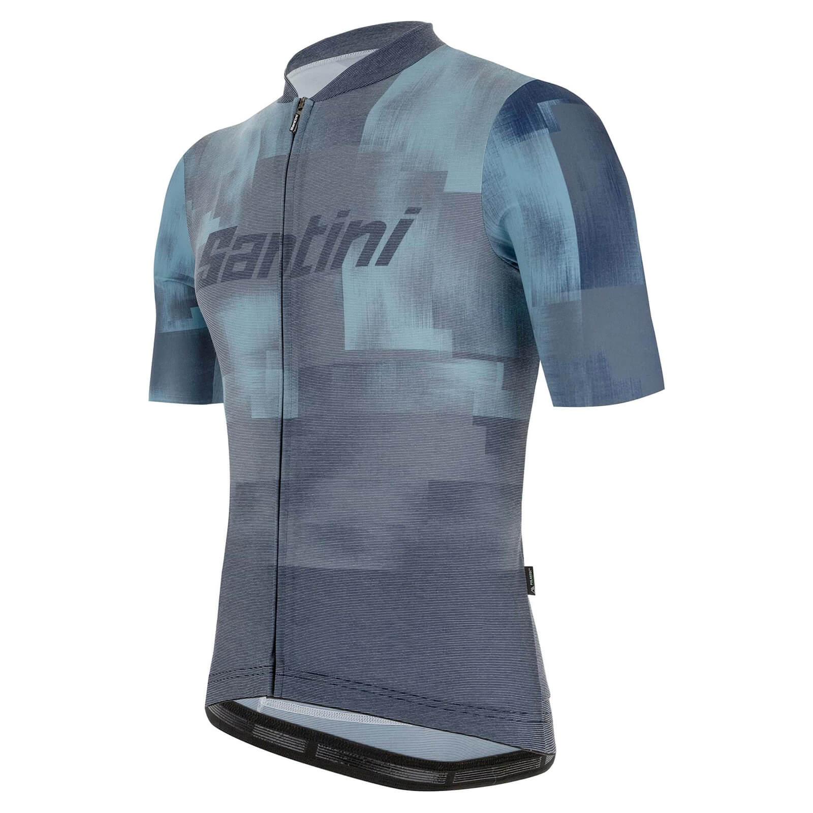 Santini Indoor Forza Short Sleeve Jersey - XXL